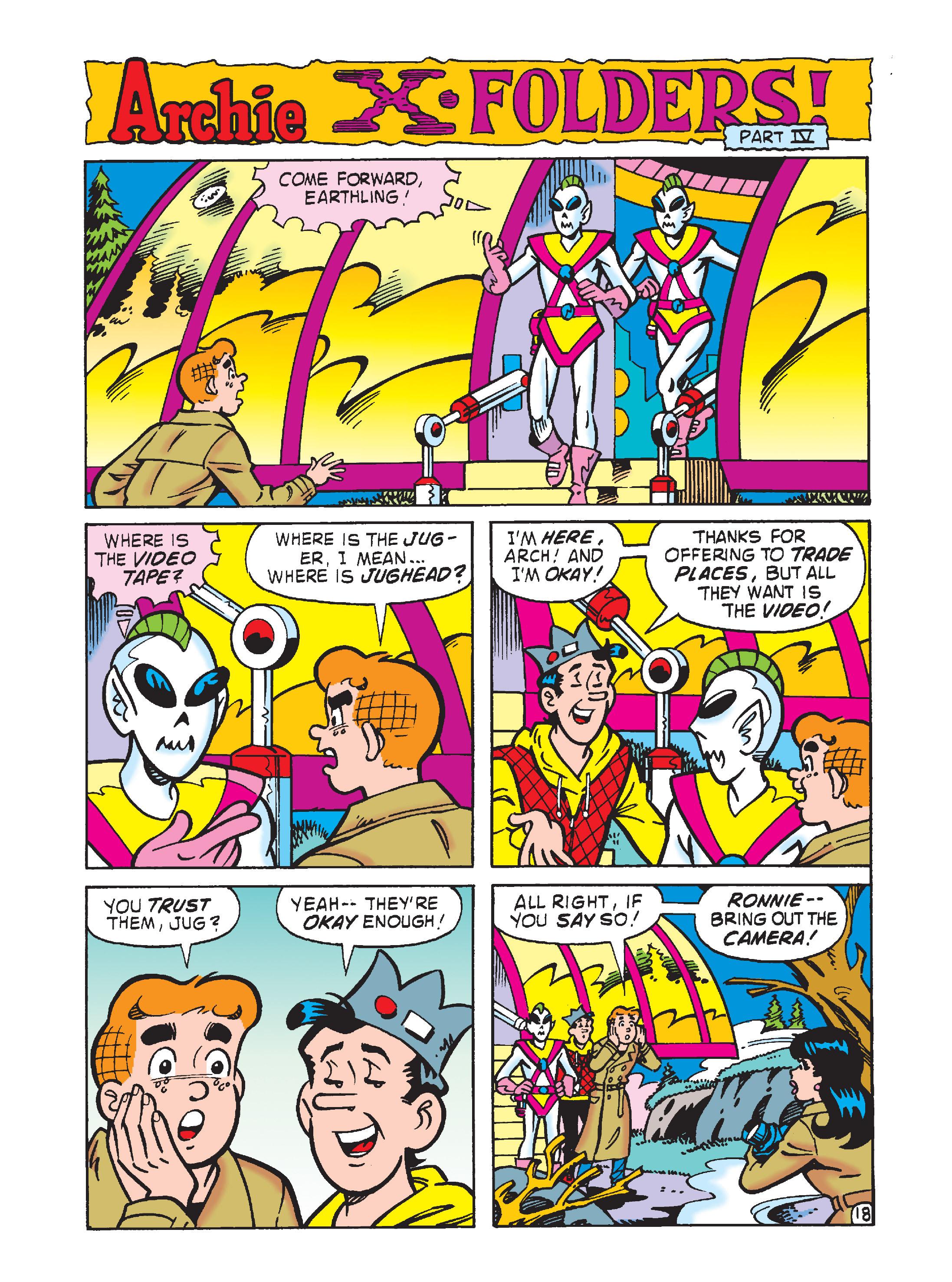 Read online Archie 1000 Page Comics Bonanza comic -  Issue #2 (Part 1) - 19
