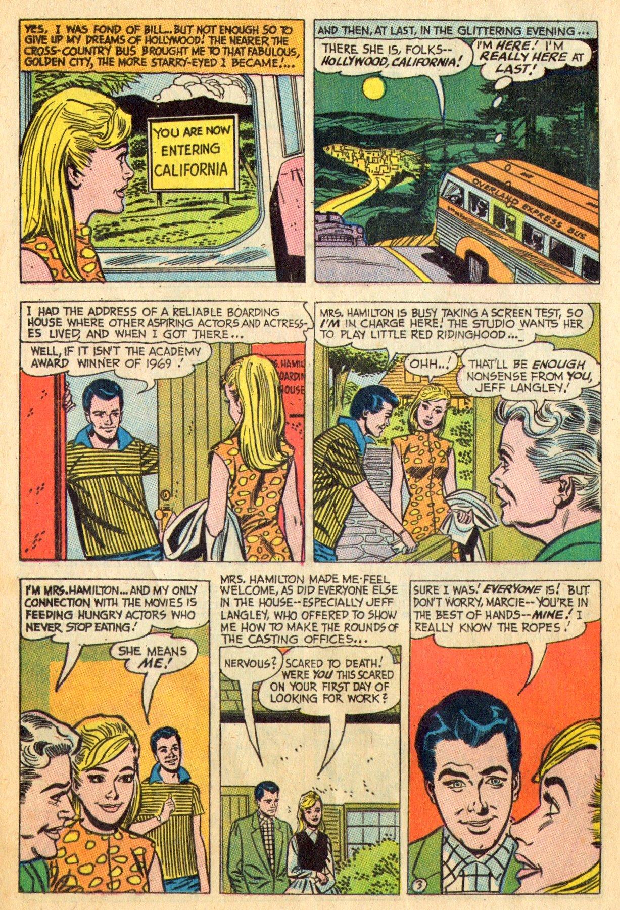 Read online Secret Hearts comic -  Issue #136 - 12