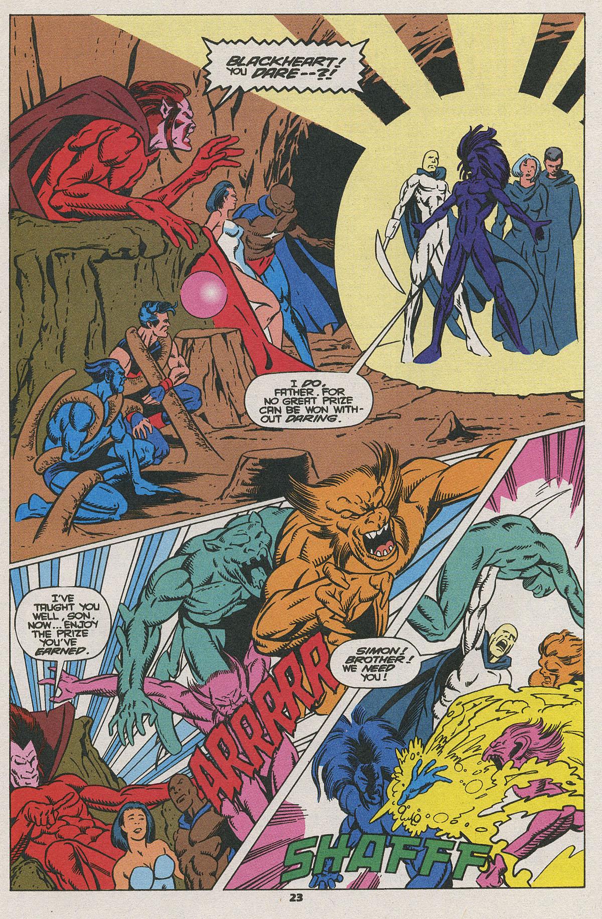 Read online Wonder Man (1991) comic -  Issue #25 - 18