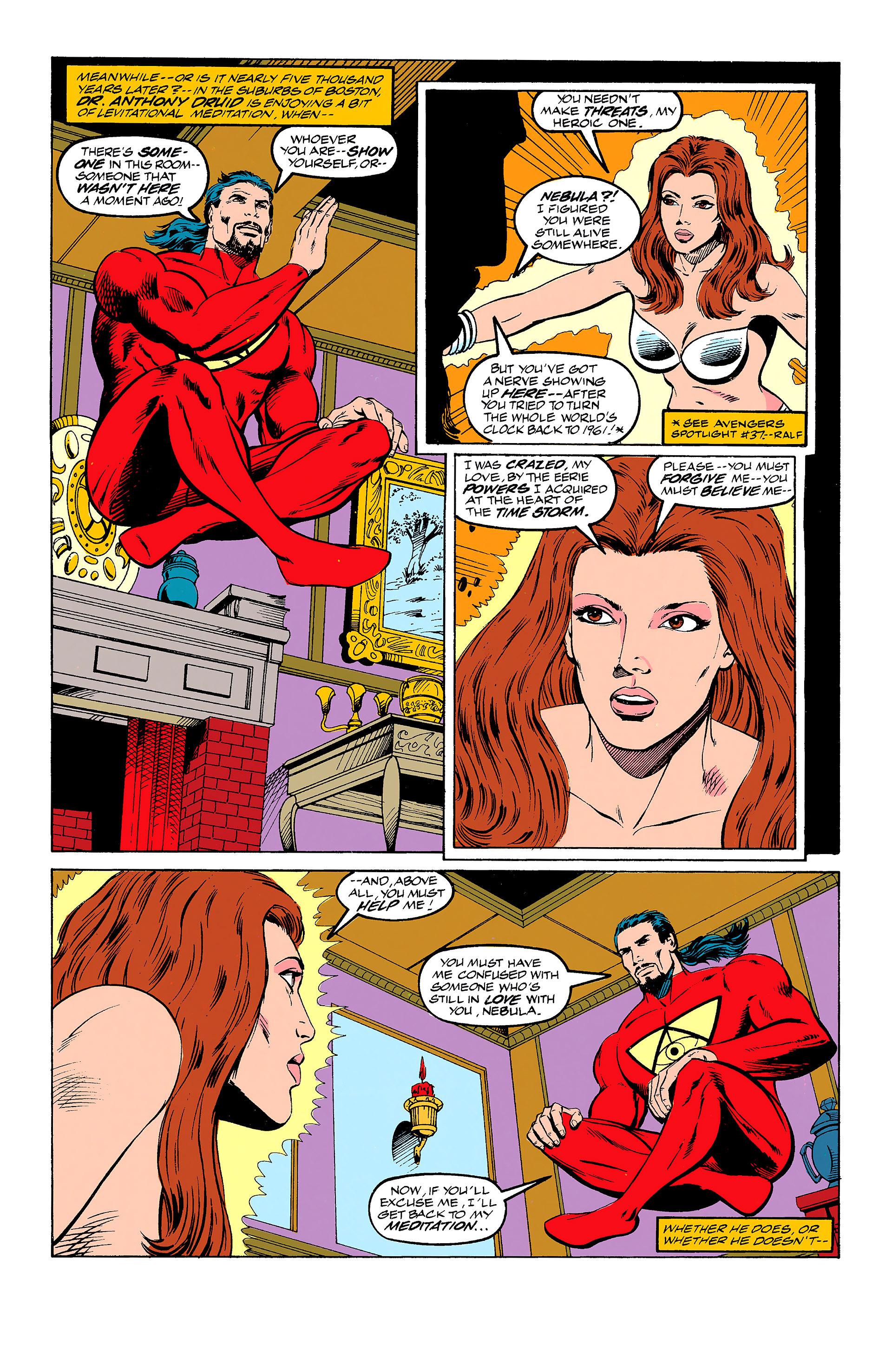 Read online Captain America (1968) comic -  Issue # _Annual 11 - 17