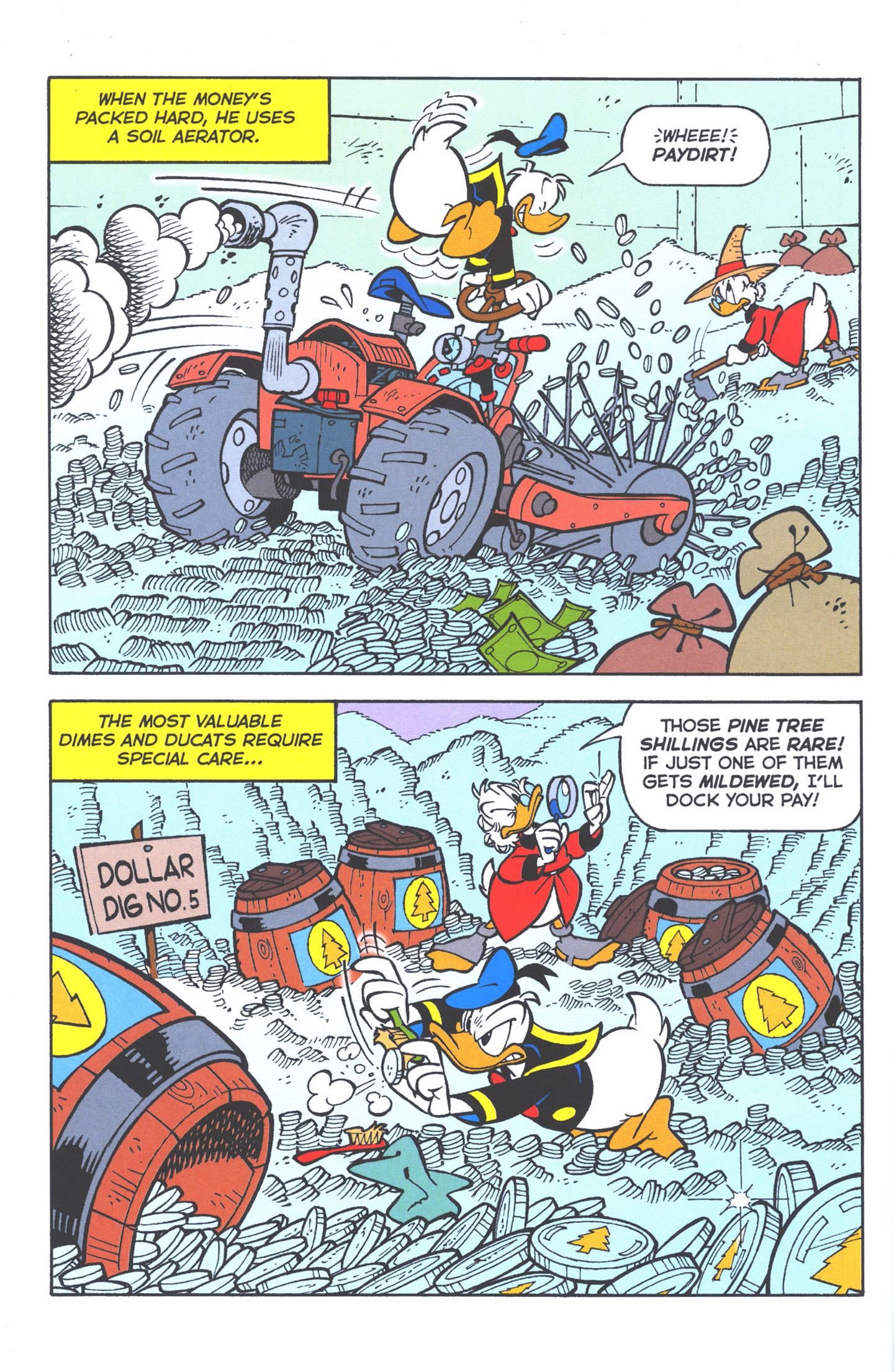 Read online Uncle Scrooge (1953) comic -  Issue #377 - 4