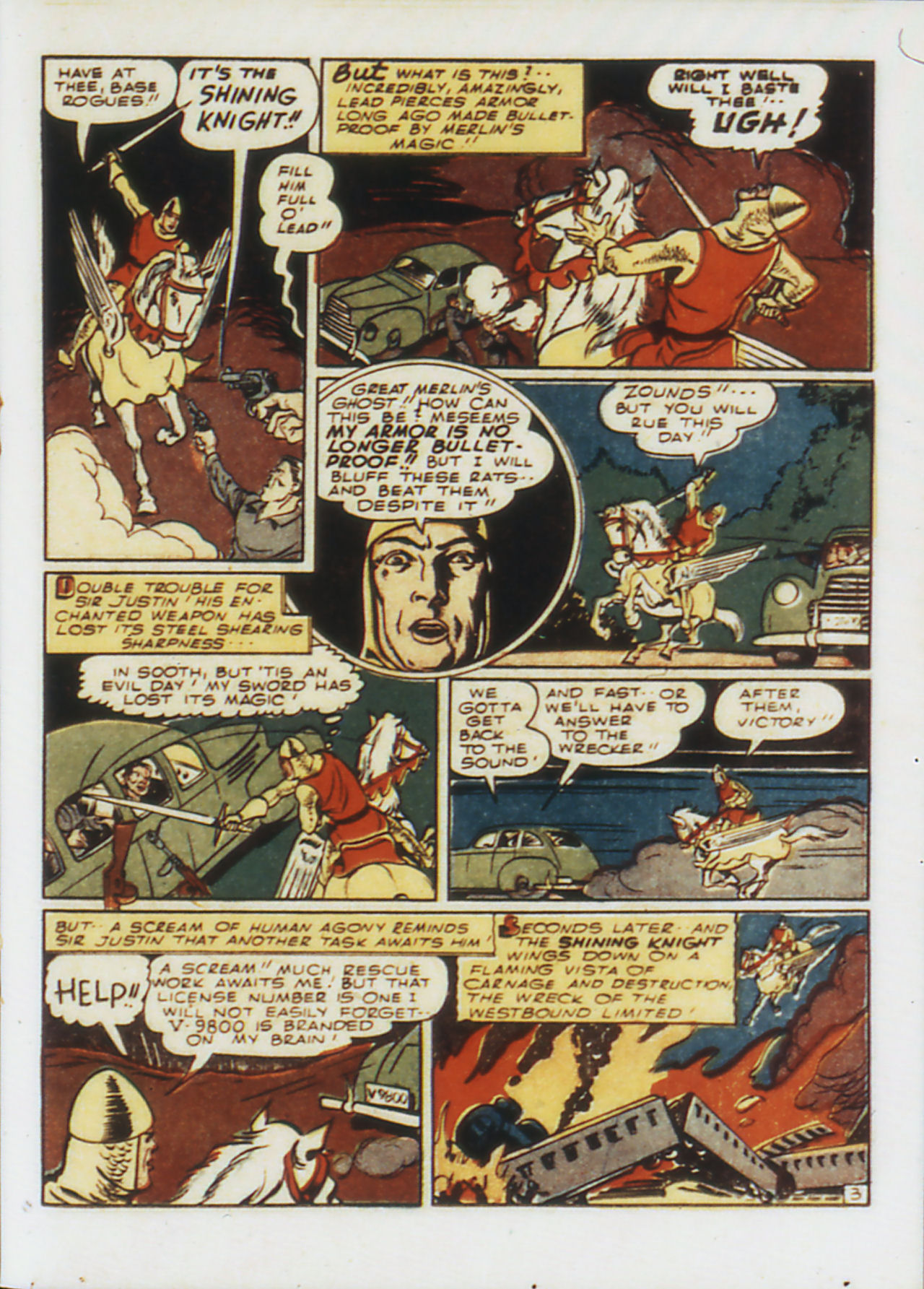 Read online Adventure Comics (1938) comic -  Issue #75 - 36