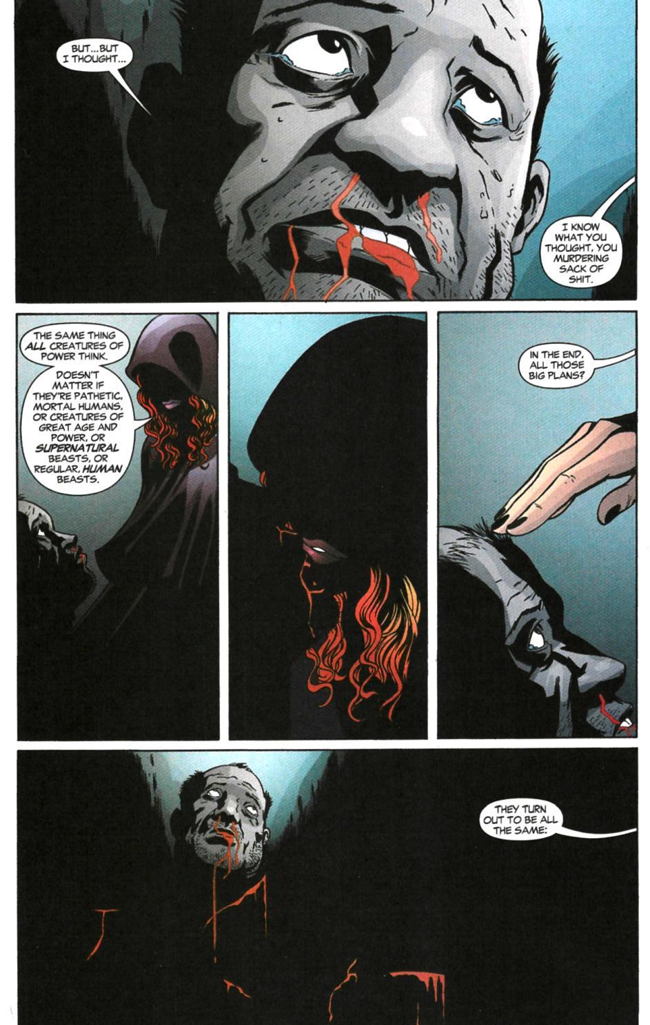 Read online Fallen Angel (2003) comic -  Issue #6 - 22