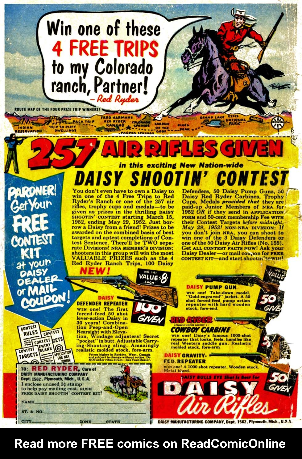 Read online Adventure Comics (1938) comic -  Issue #177 - 44