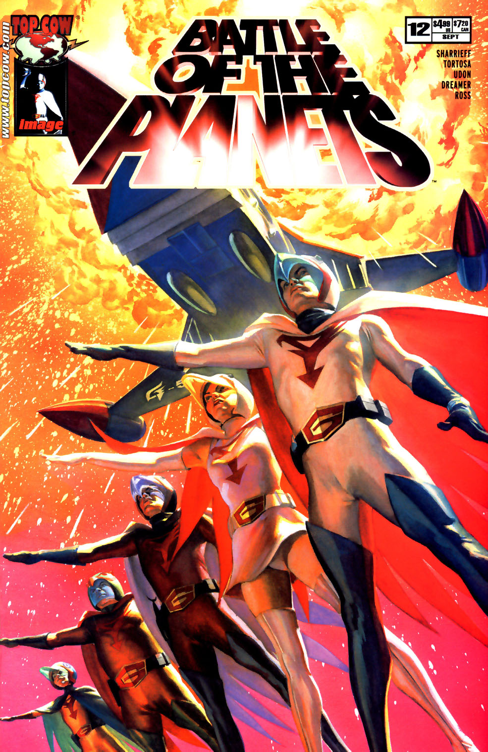 Battle of the Planets (2002) 12 Page 1