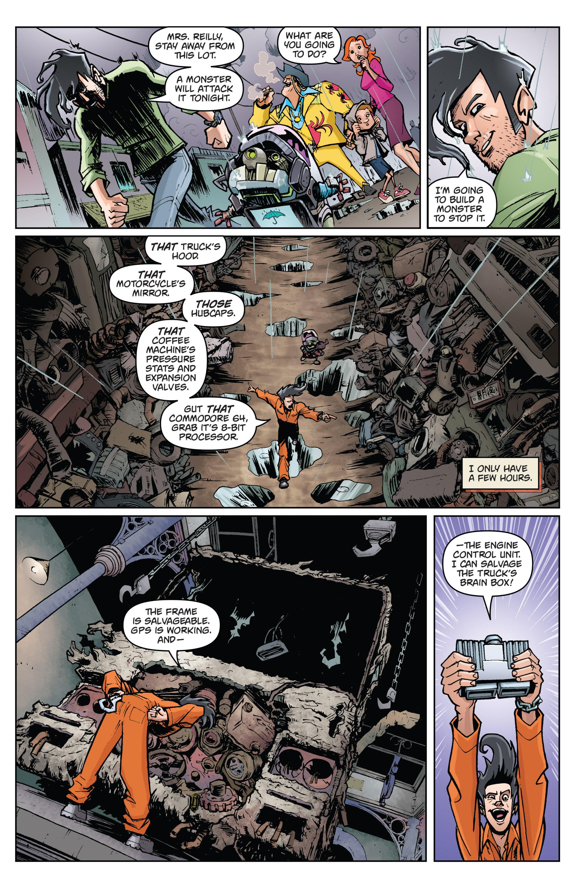 Read online Monster Motors comic -  Issue # Full - 24