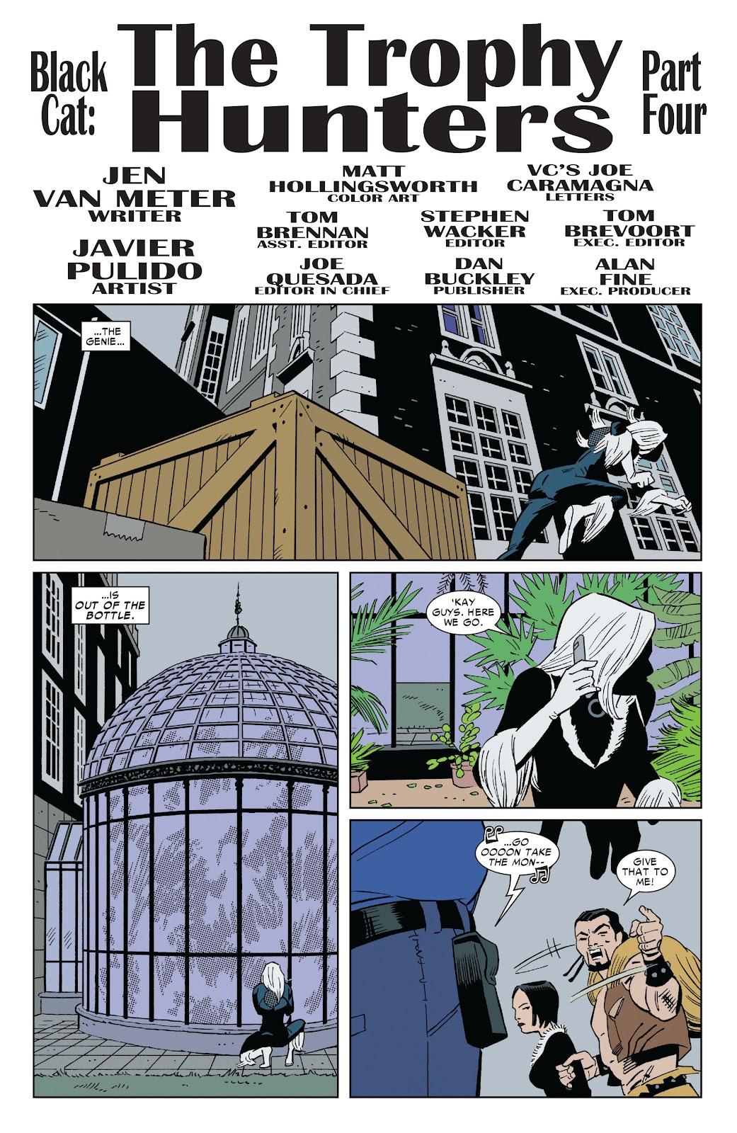 Amazing Spider-Man Presents: Black Cat Issue #4 #4 - English 5