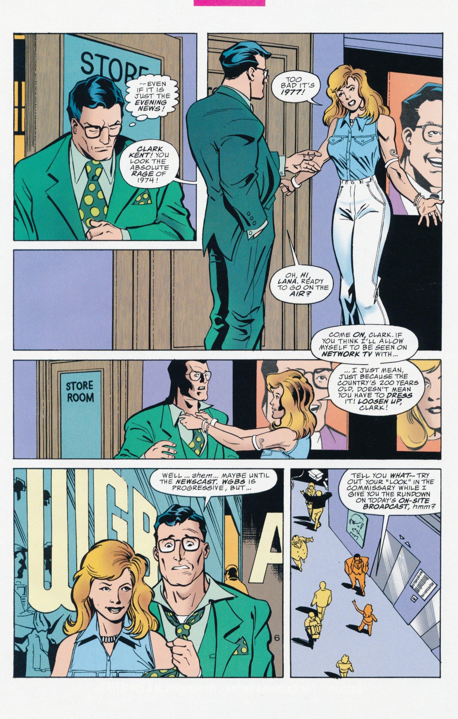 Action Comics (1938) 745 Page 8