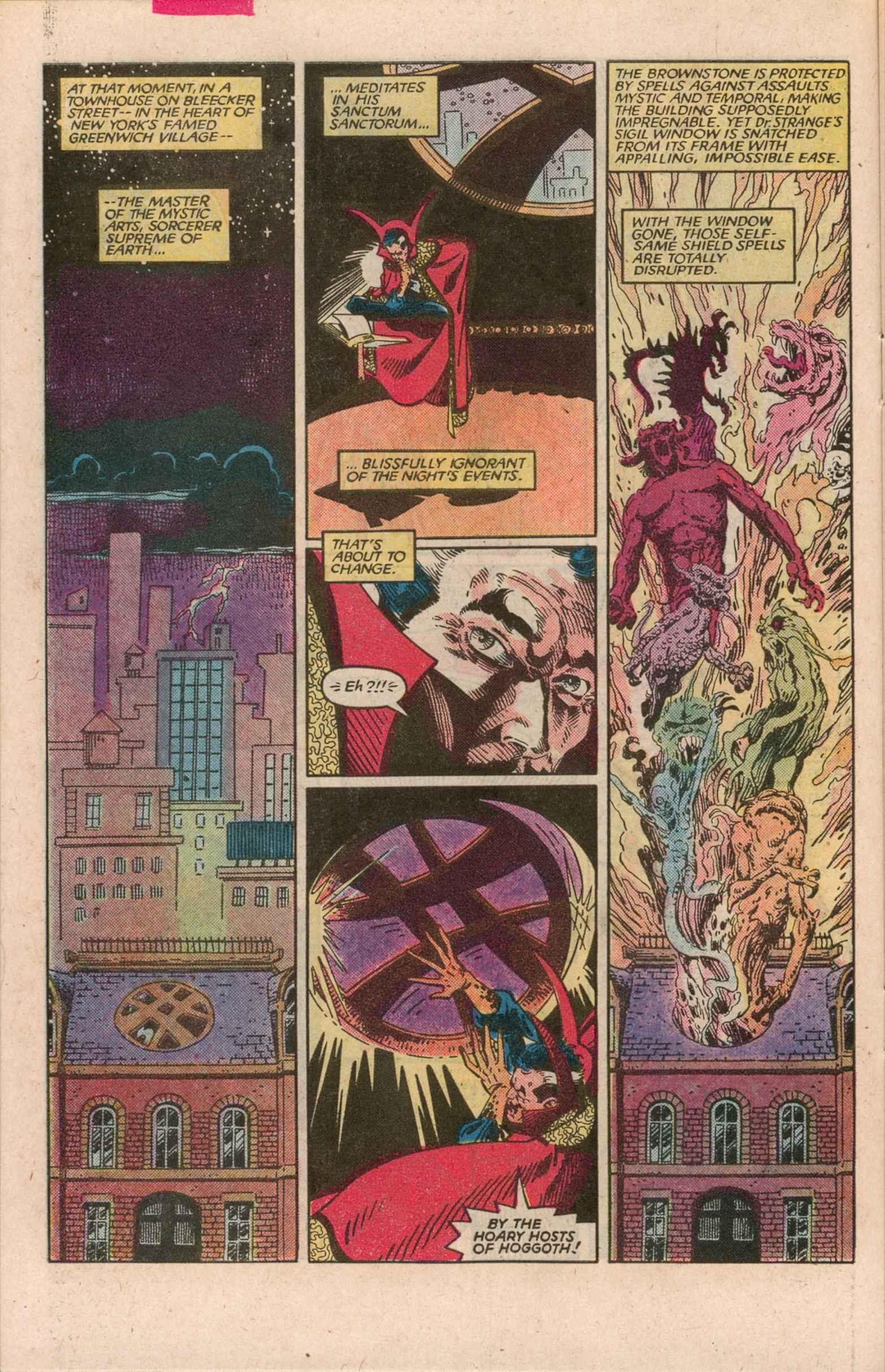 Read online Uncanny X-Men (1963) comic -  Issue # _Annual 7 - 17