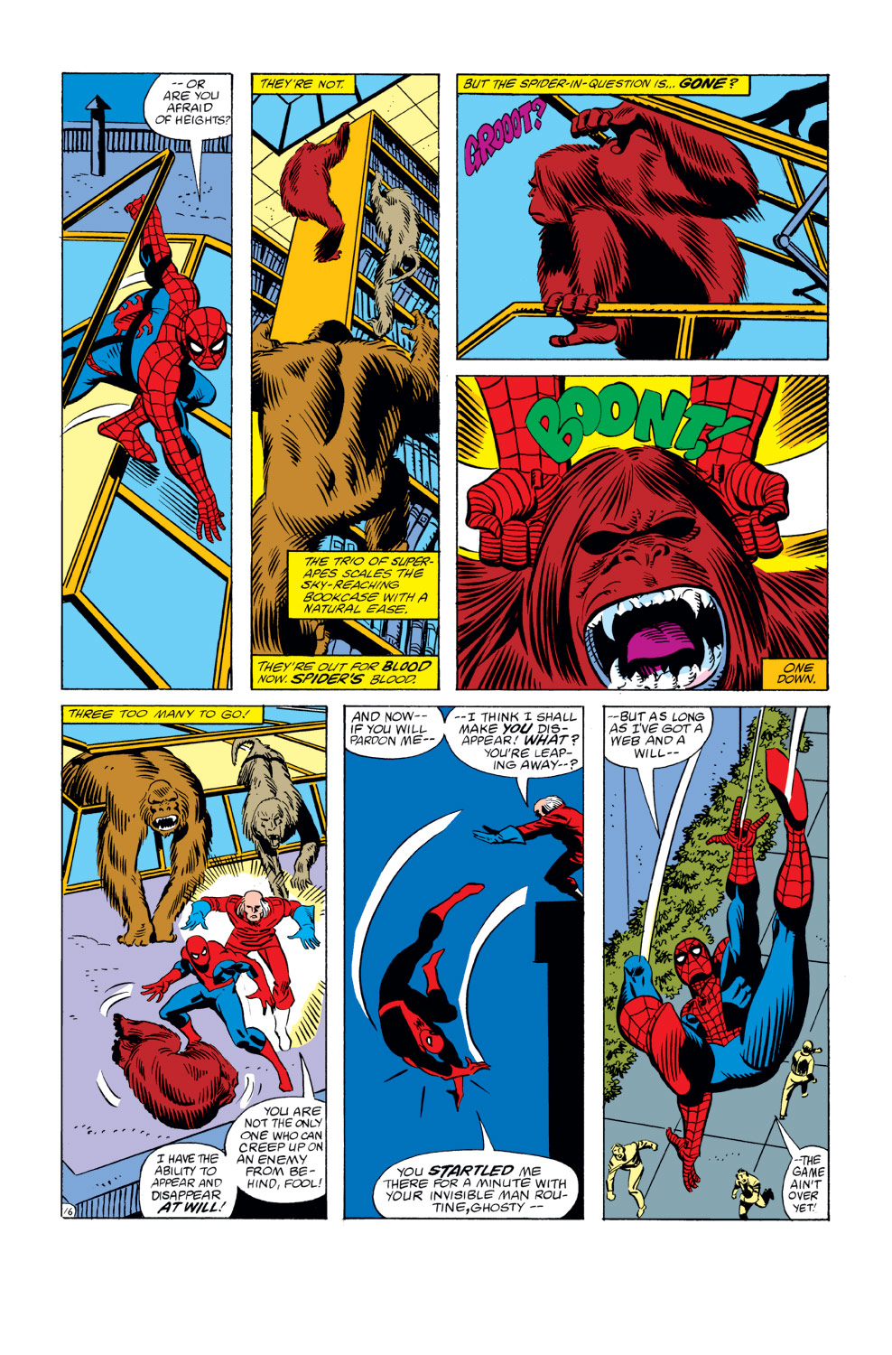 The Amazing Spider-Man (1963) 223 Page 16