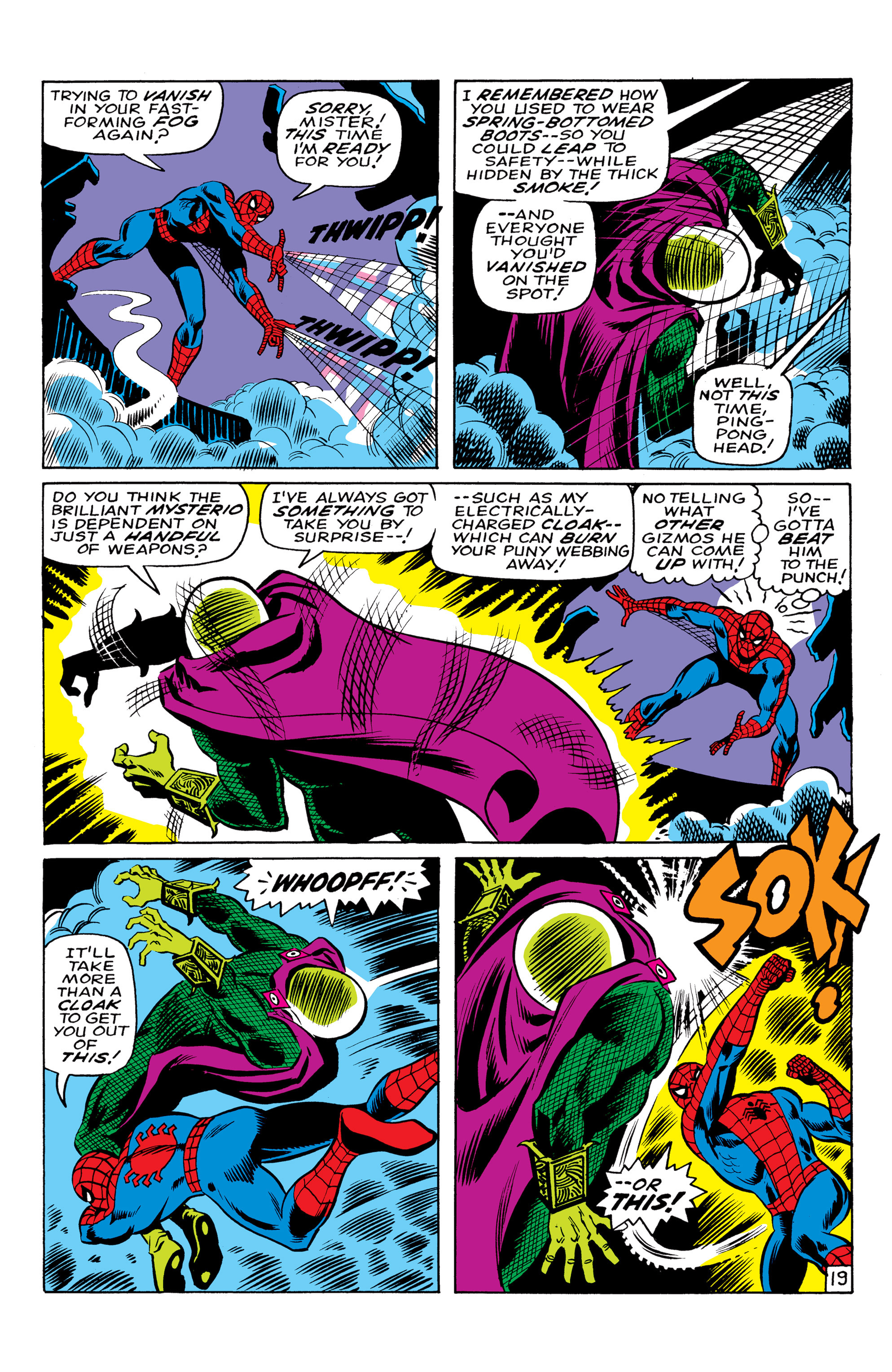 The Amazing Spider-Man (1963) 67 Page 19