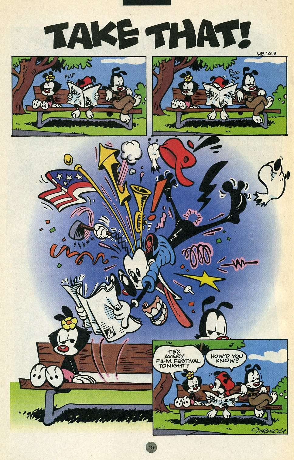 Animaniacs (1995) issue 14 - Page 20