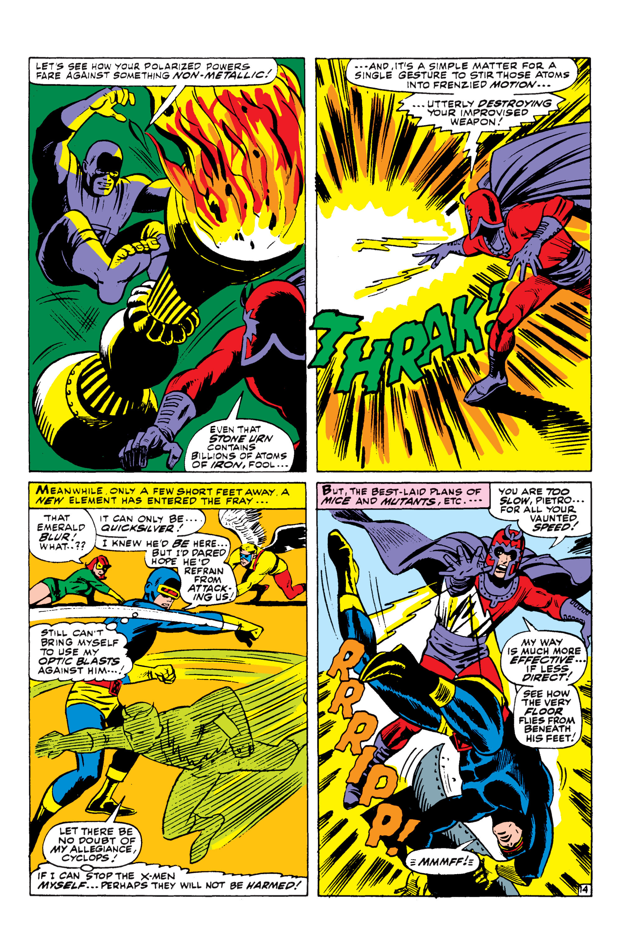 Read online Uncanny X-Men (1963) comic -  Issue #43 - 15
