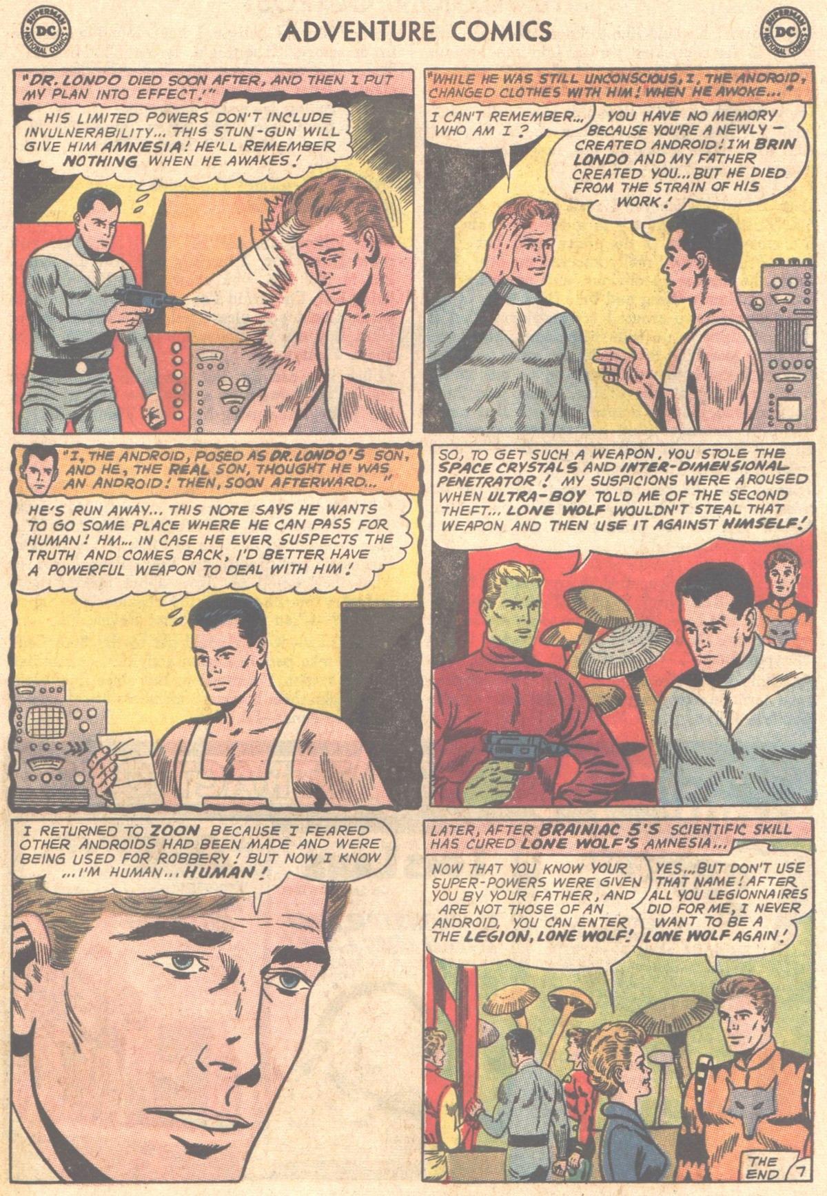 Read online Adventure Comics (1938) comic -  Issue #327 - 16