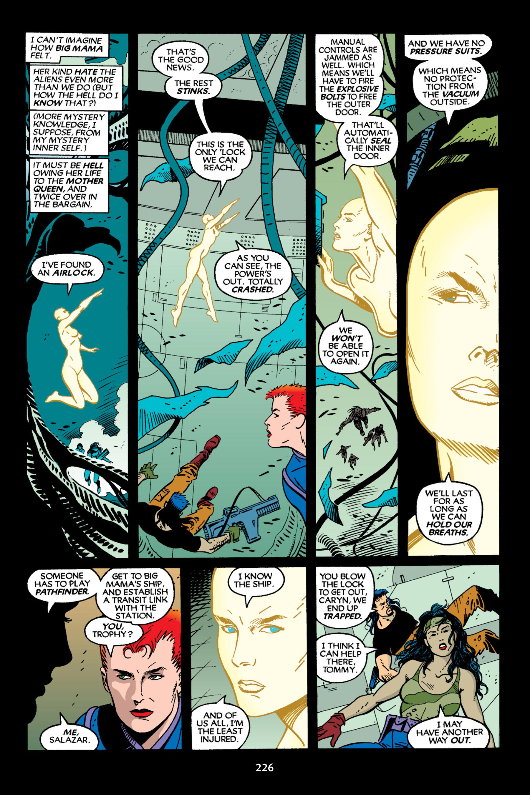 Read online Aliens vs. Predator Omnibus comic -  Issue # _TPB 2 Part 3 - 3