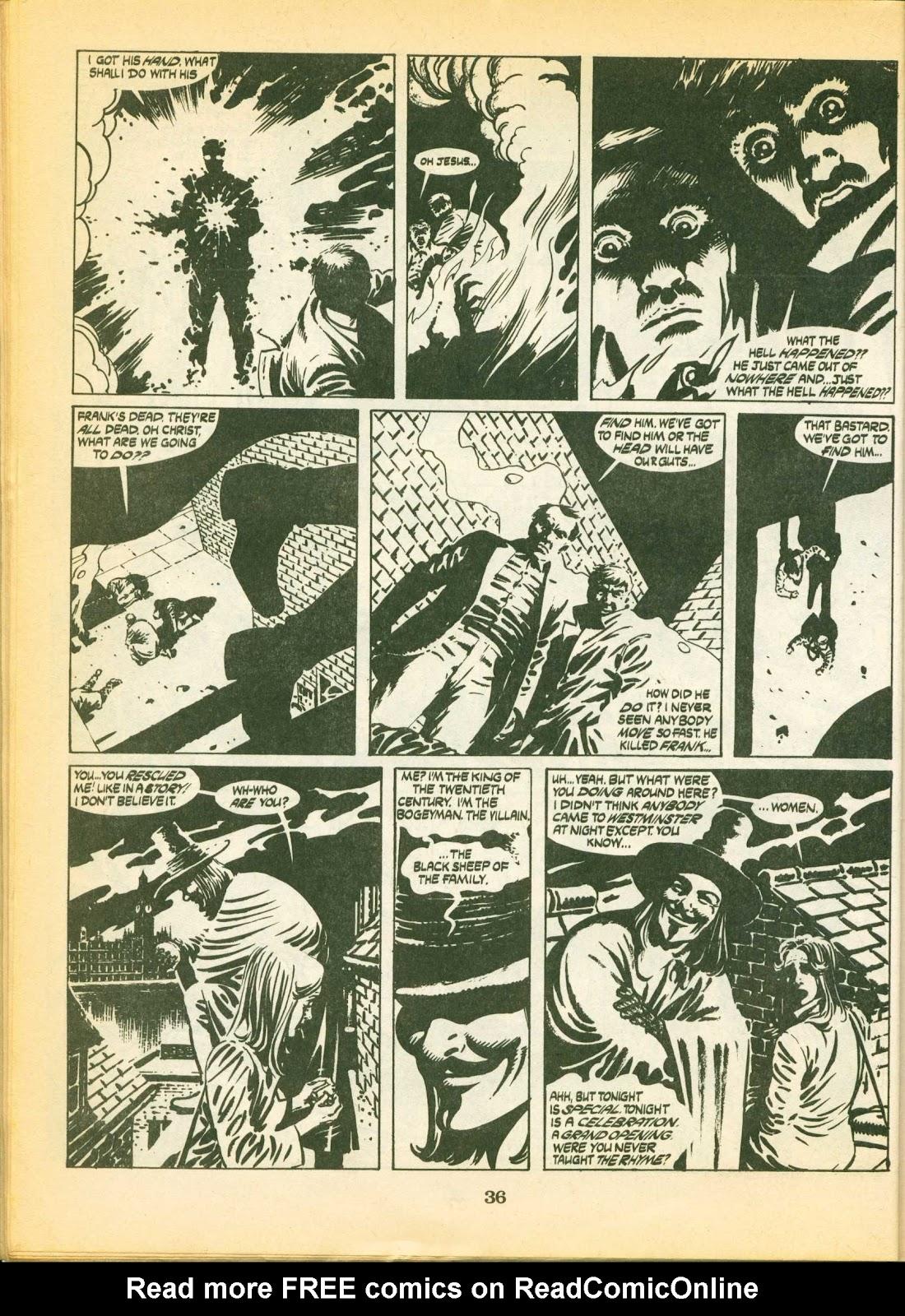 Warrior Issue #1 #2 - English 36