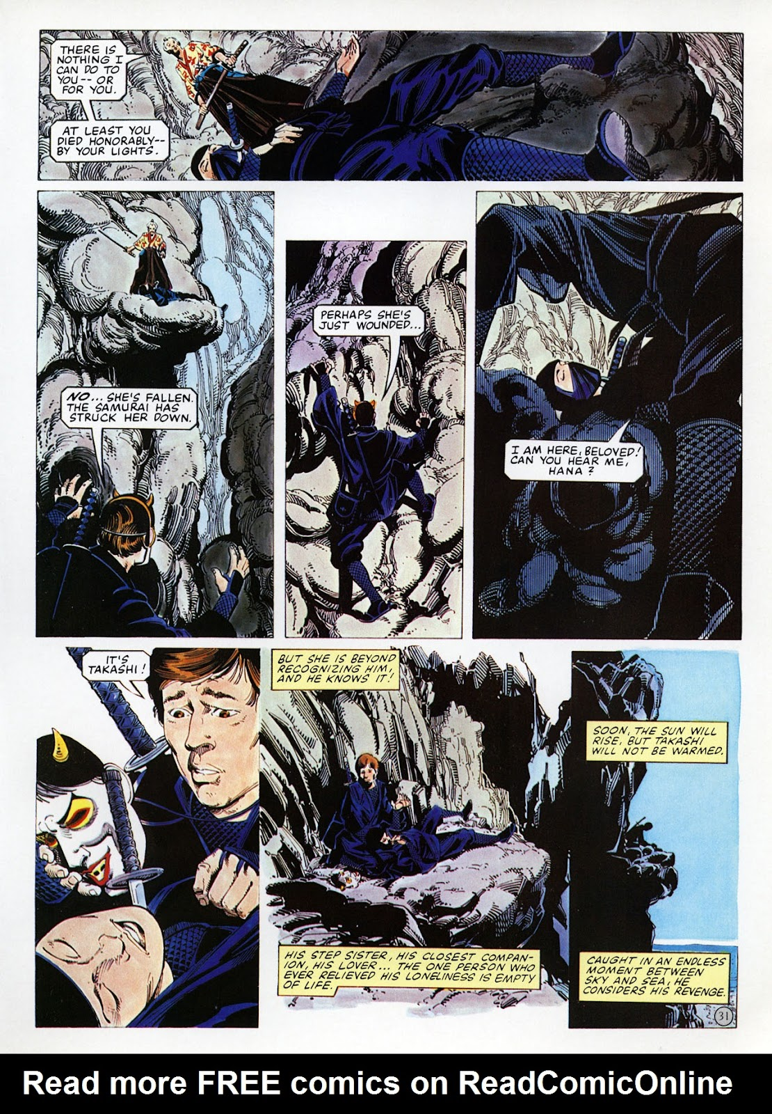 Read online Epic Graphic Novel: Last of the Dragons comic -  Issue # Full - 32