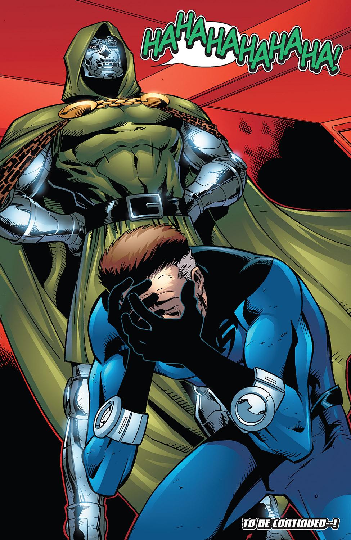 Read online Fantastic Five (2007) comic -  Issue #3 - 22