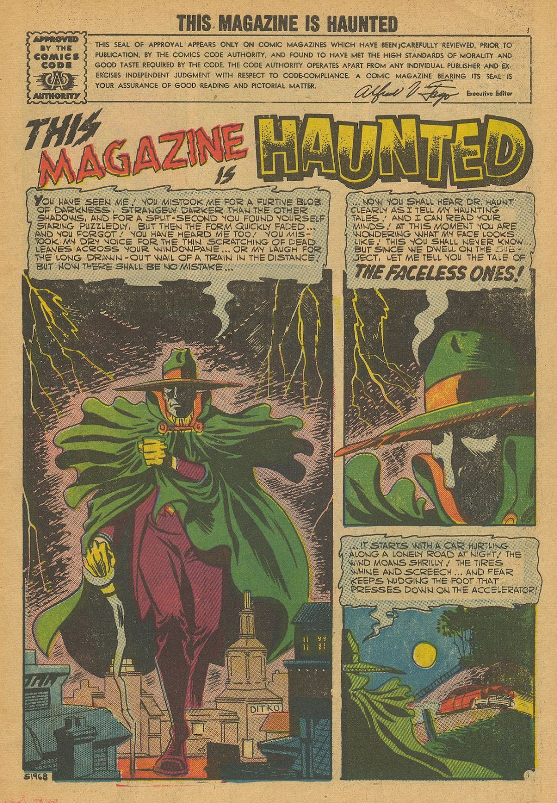 Read online This Magazine Is Haunted comic -  Issue #12 - 3