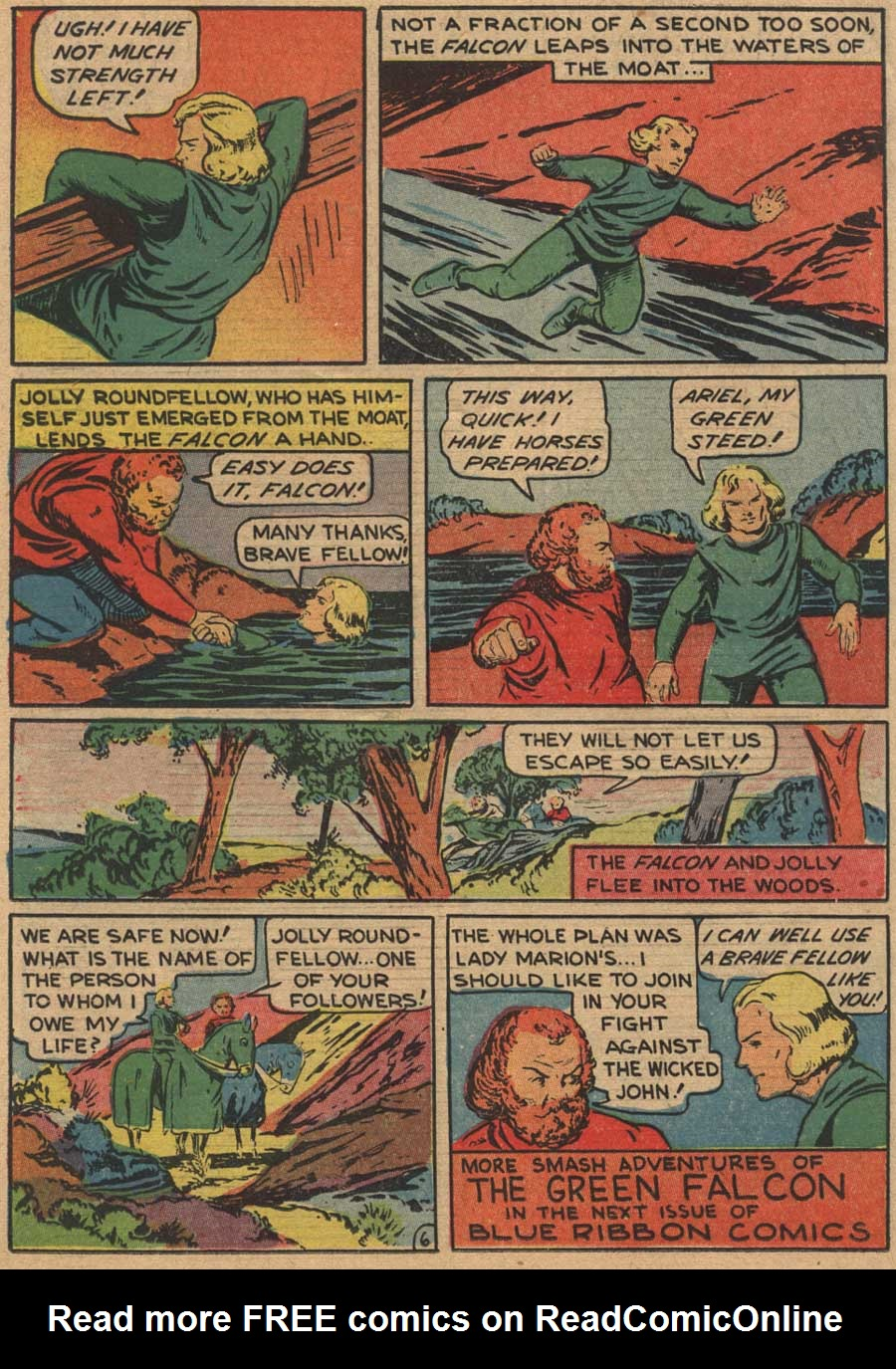 Blue Ribbon Comics (1939) issue 7 - Page 66