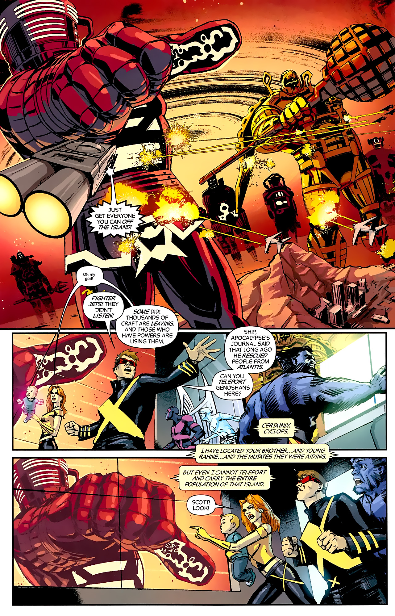 Read online X-Factor Forever comic -  Issue #5 - 15