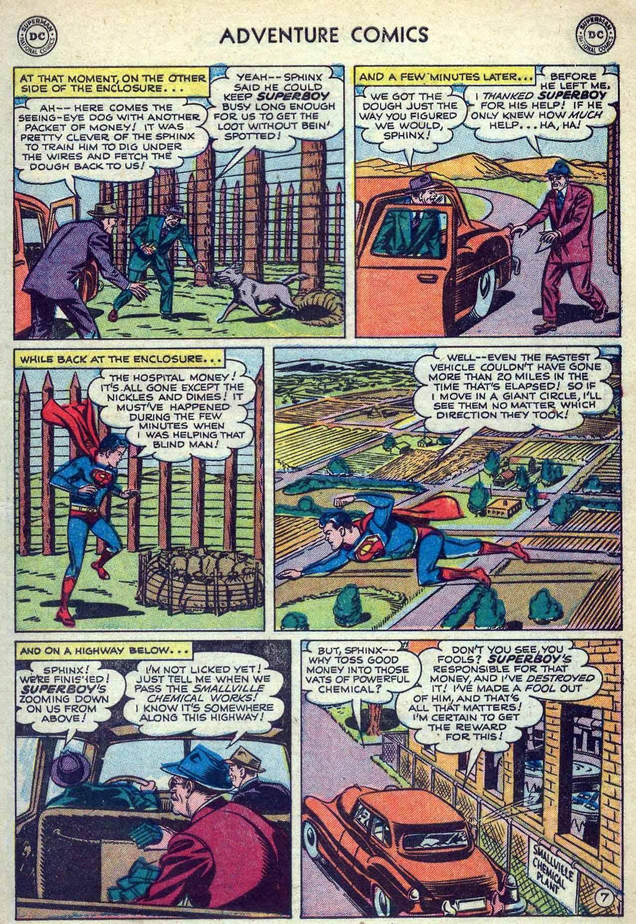 Read online Adventure Comics (1938) comic -  Issue #180 - 9
