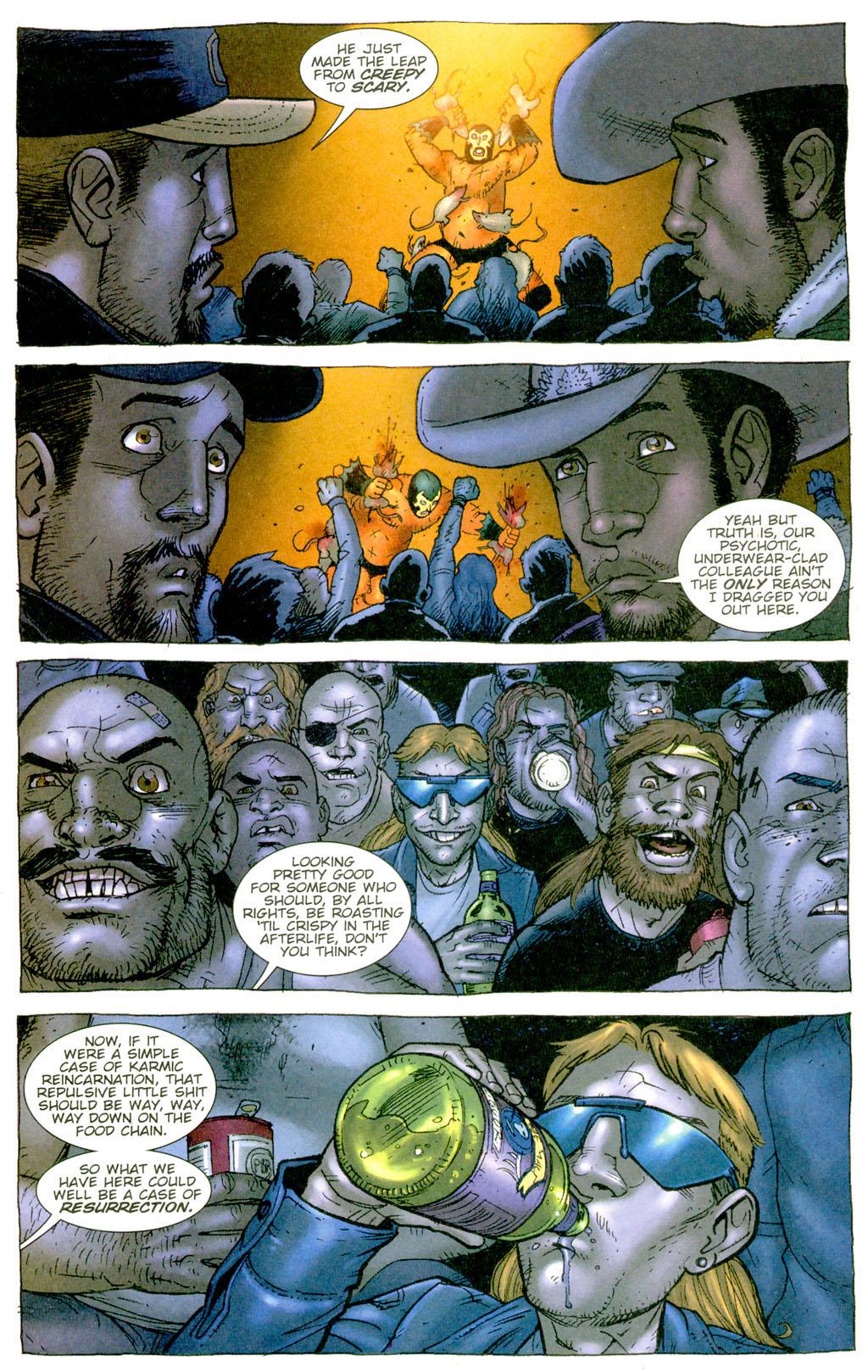 Read online The Exterminators comic -  Issue #7 - 20