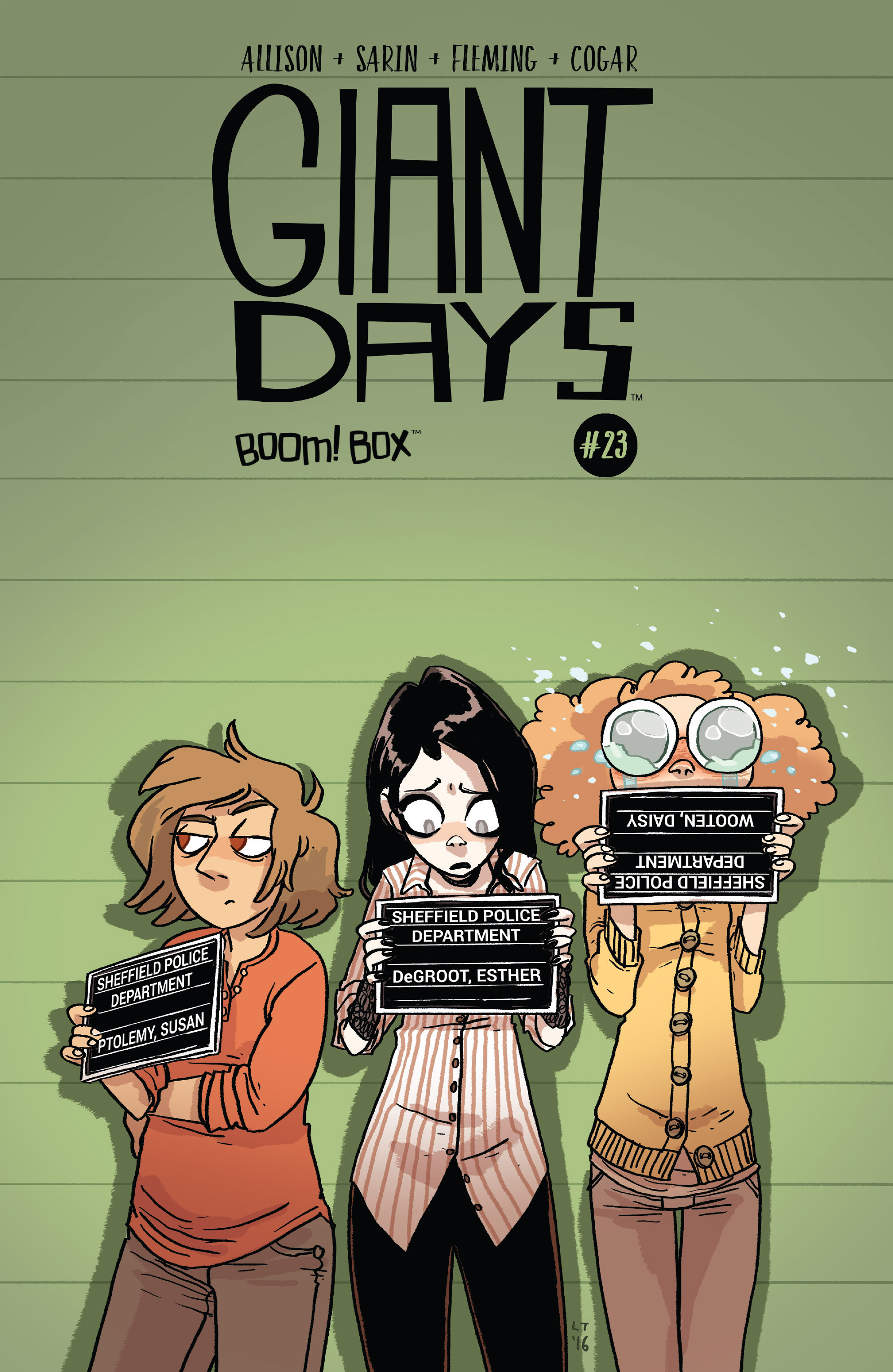 Giant Days (2015) 23 Page 1