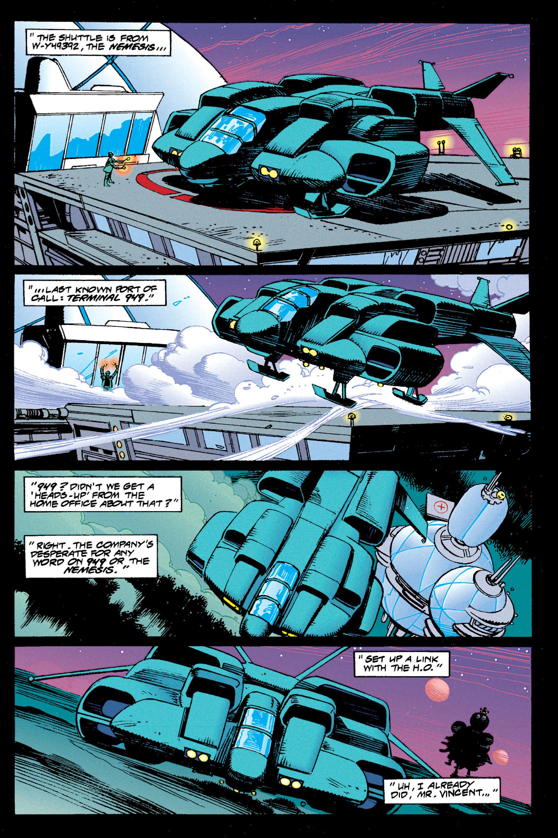 Read online Aliens vs. Predator Omnibus comic -  Issue # _TPB 1 Part 3 - 50