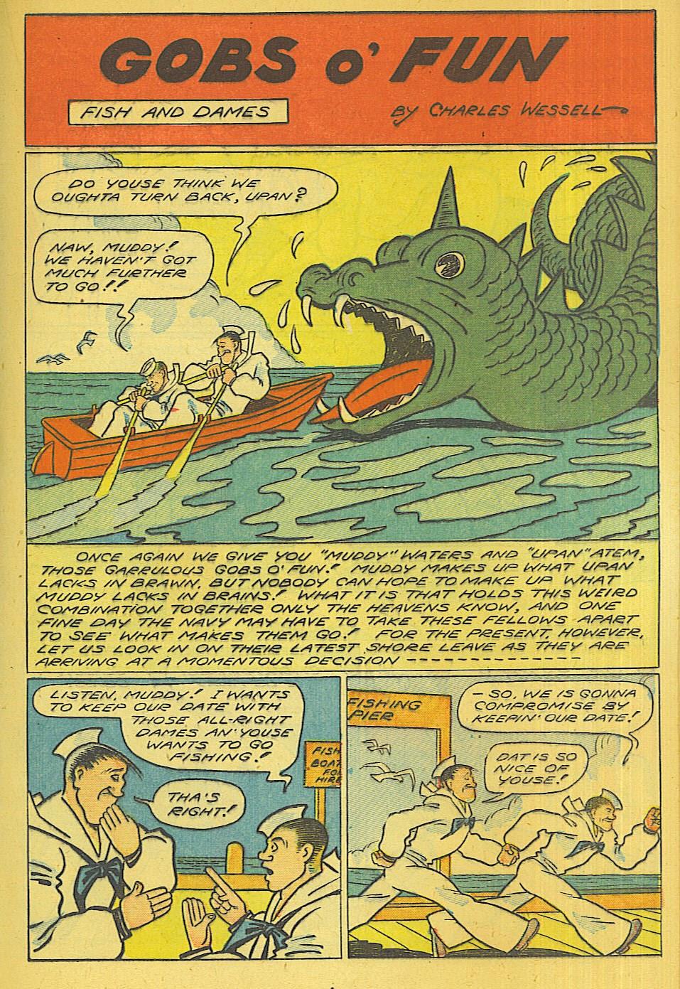 Read online Super-Magician Comics comic -  Issue #39 - 24