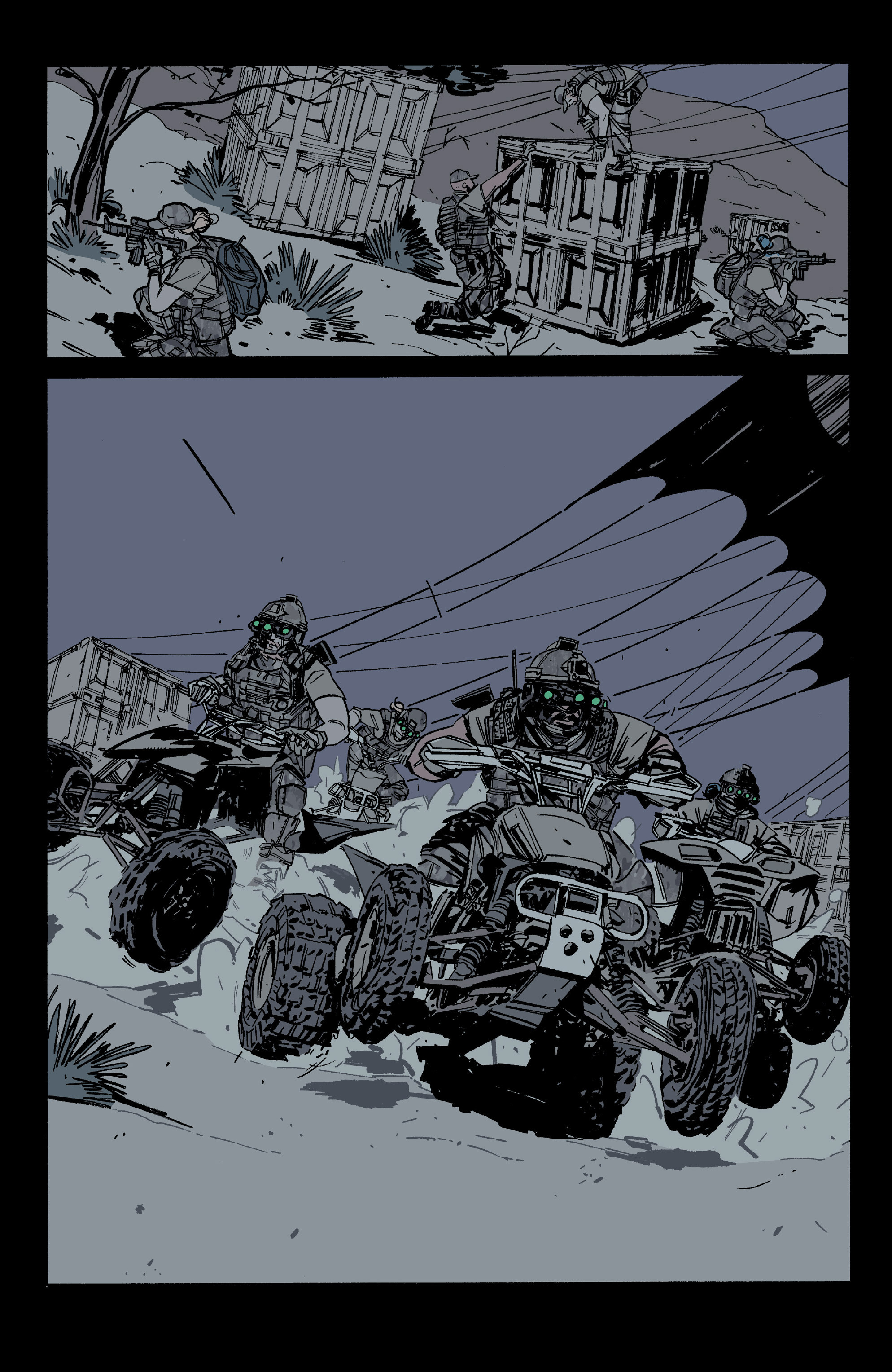 Read online The Activity comic -  Issue #9 - 9