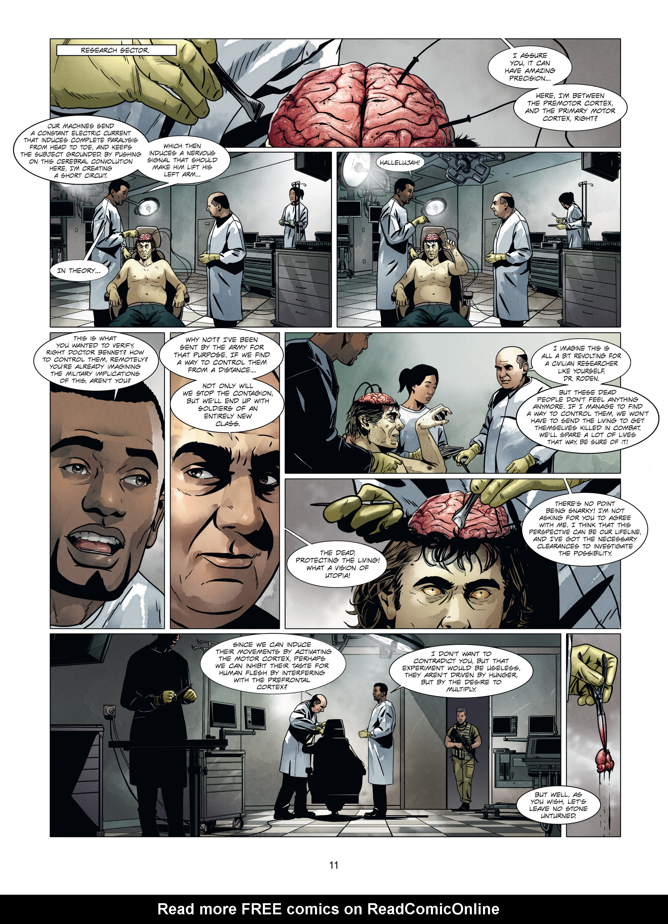 Read online Alice Matheson comic -  Issue #4 - 11