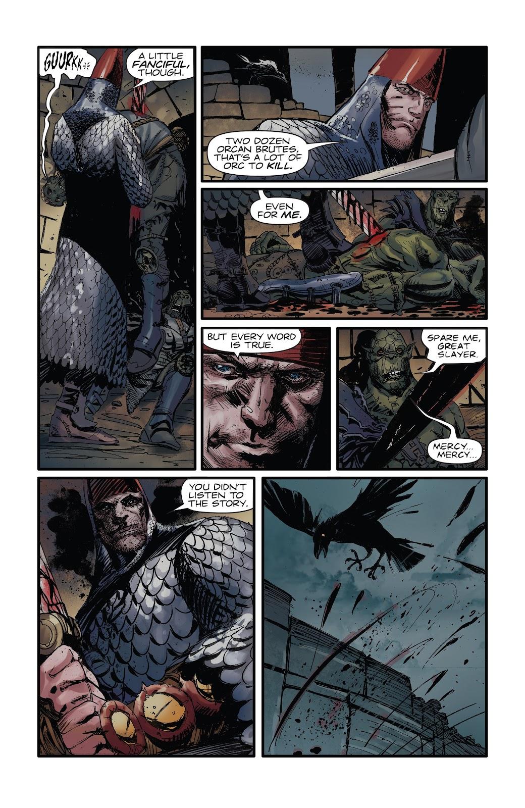 Read online Giantkillers One-Shot comic -  Issue # Full - 8