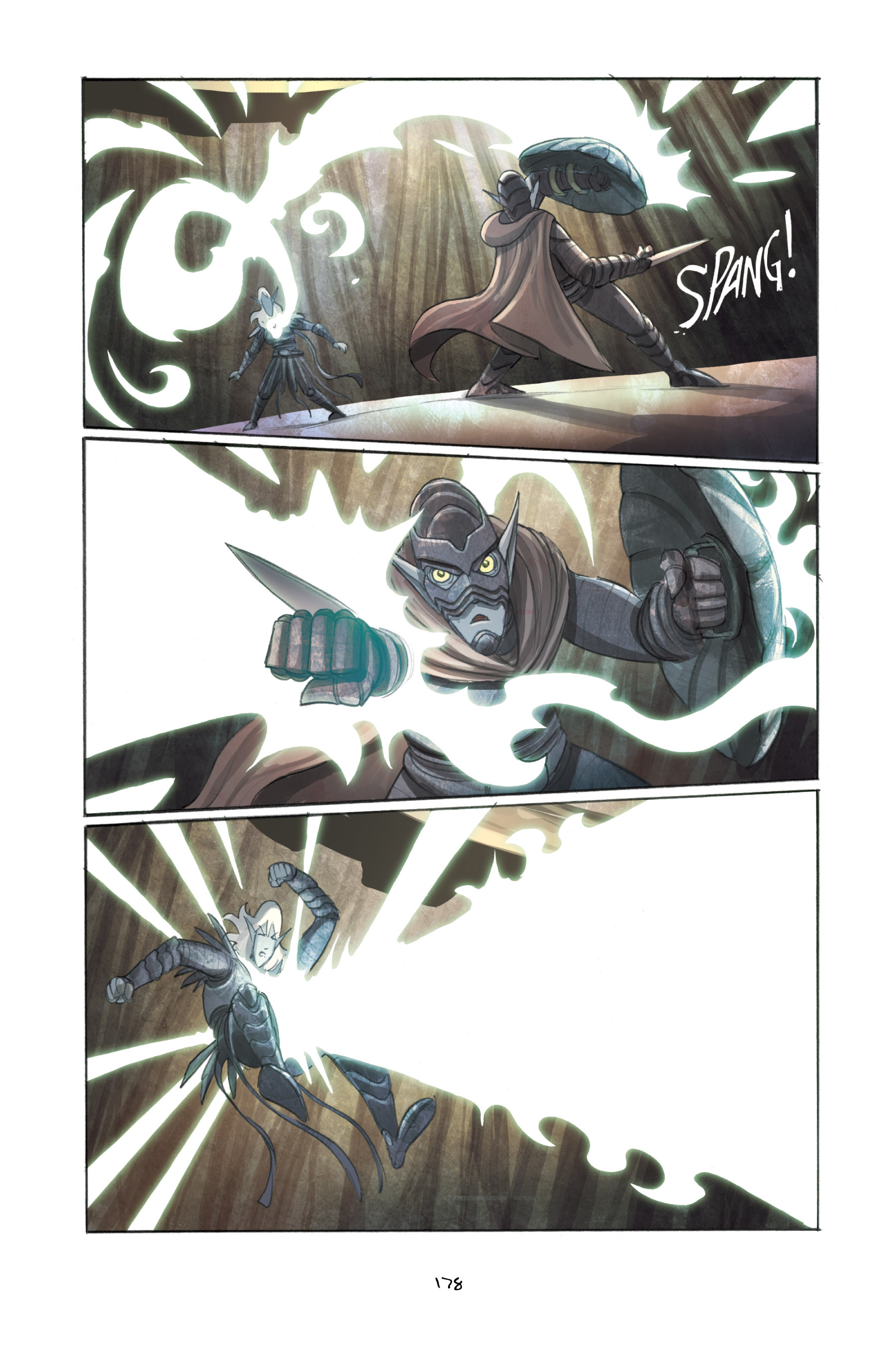 Read online Amulet comic -  Issue #3 - 174