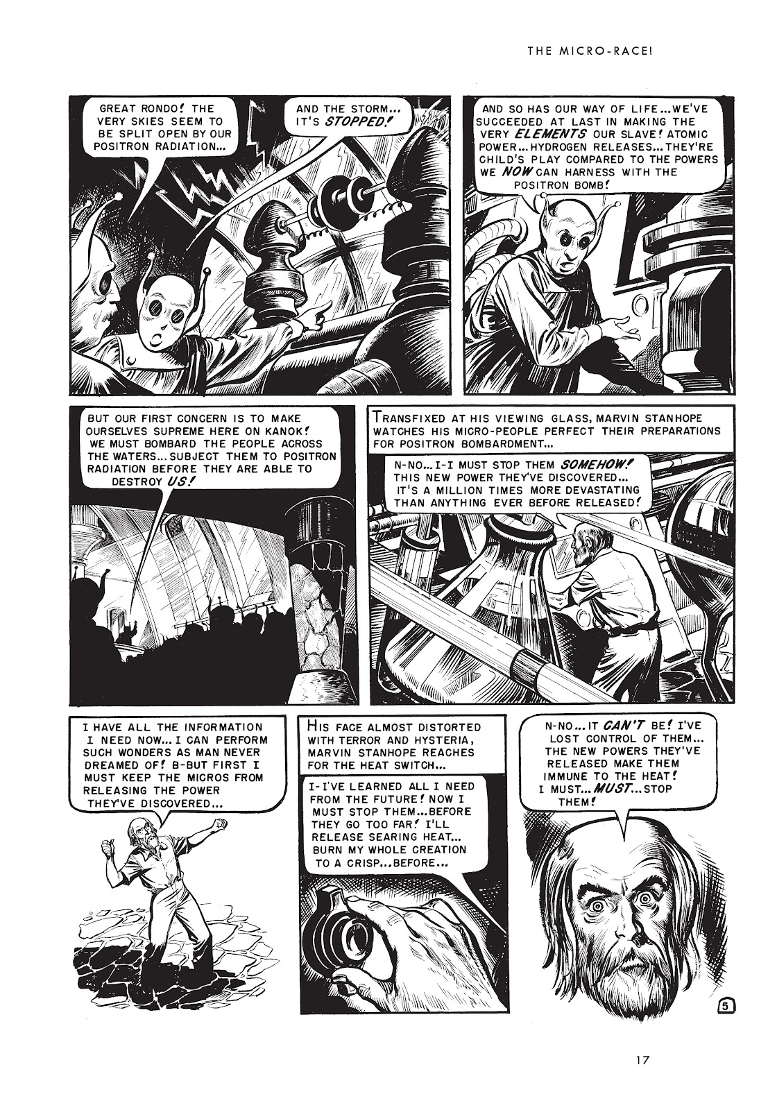 Read online The Martian Monster and Other Stories comic -  Issue # TPB (Part 1) - 32