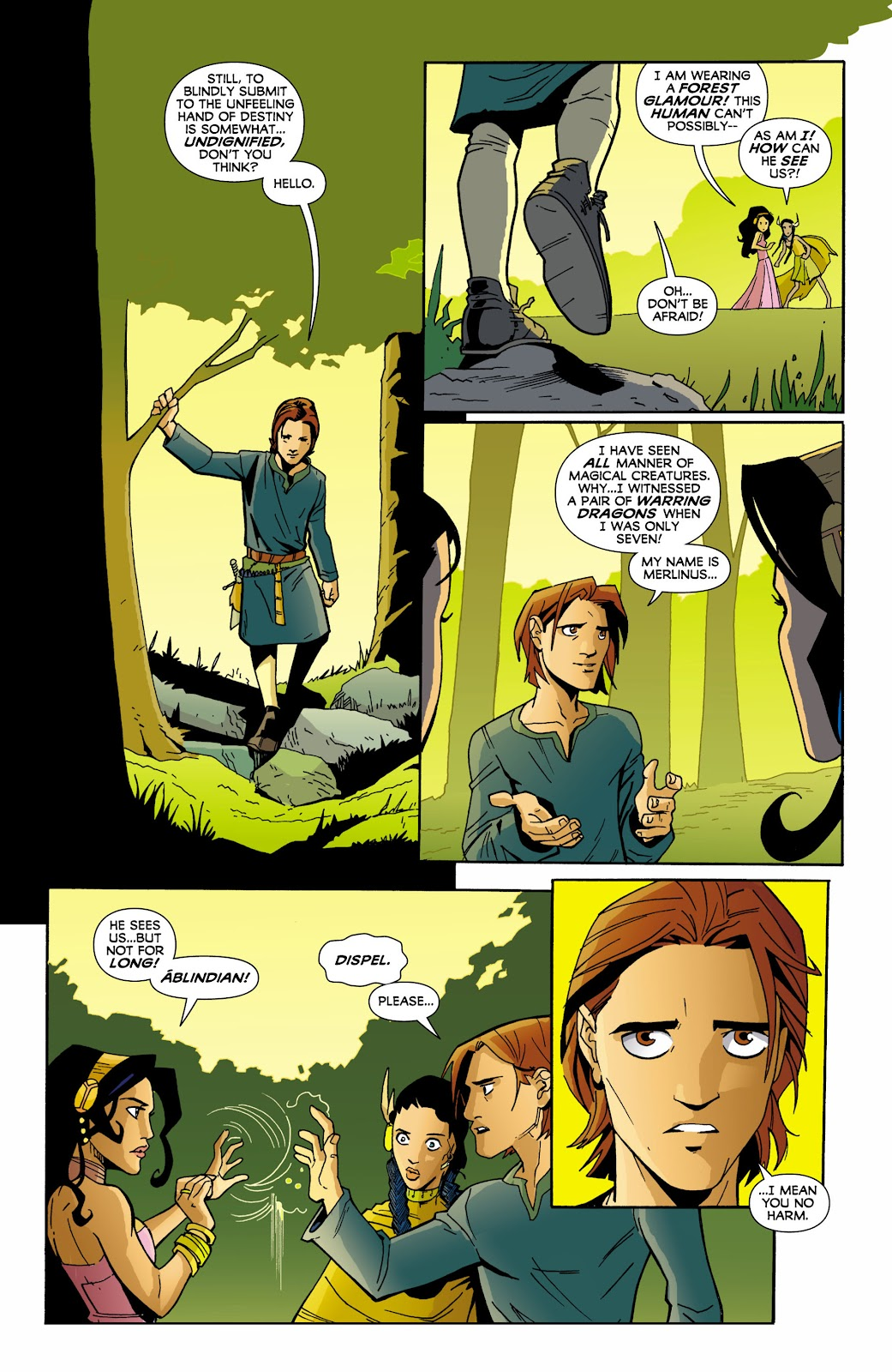 Madame Xanadu issue 20 - Page 11