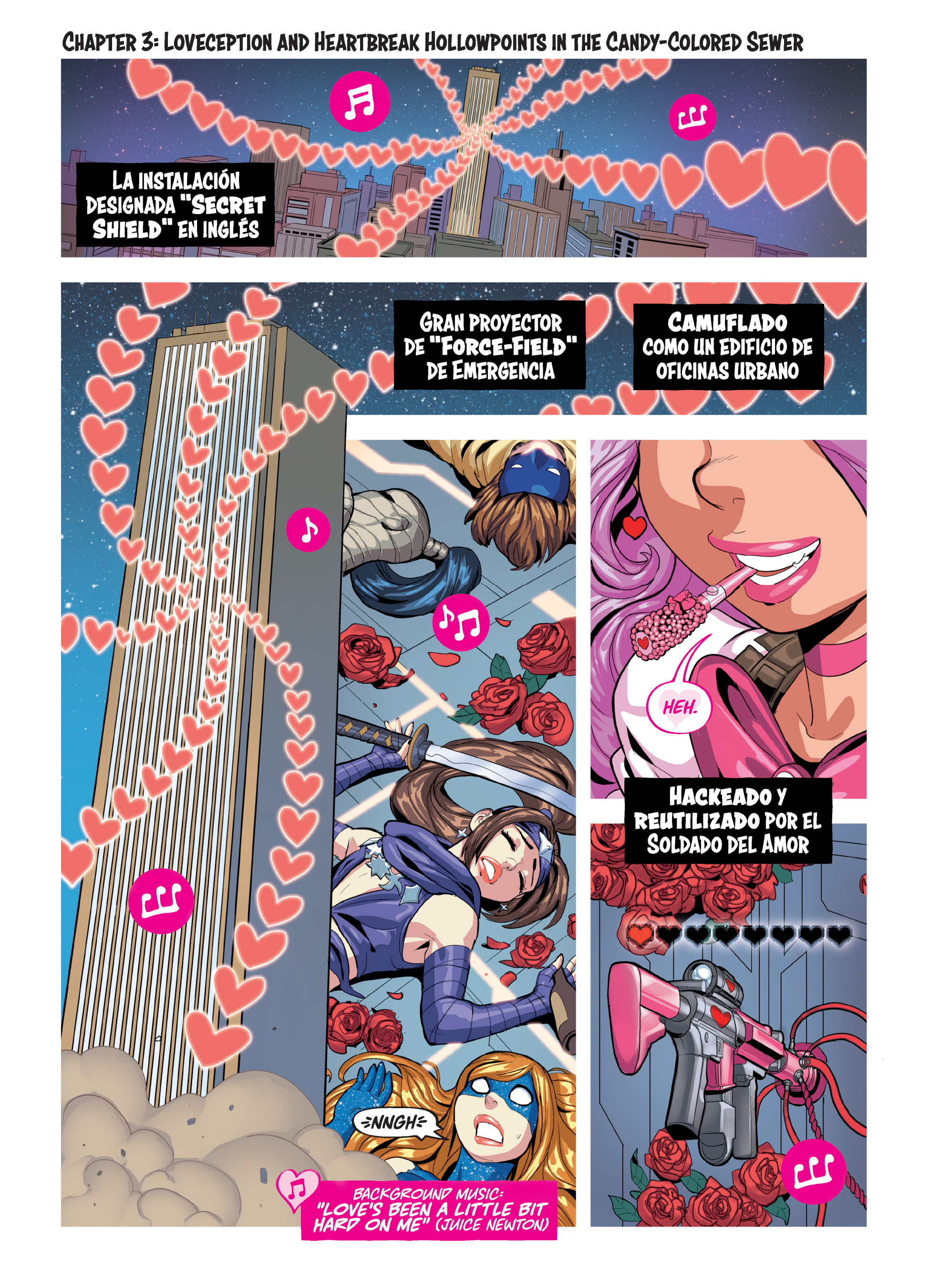 Read online Empowered and the Soldier of Love comic -  Issue #3 - 3