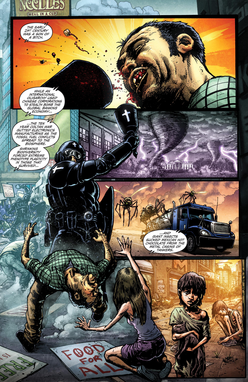 Read online Ballistic (2013) comic -  Issue #2 - 3