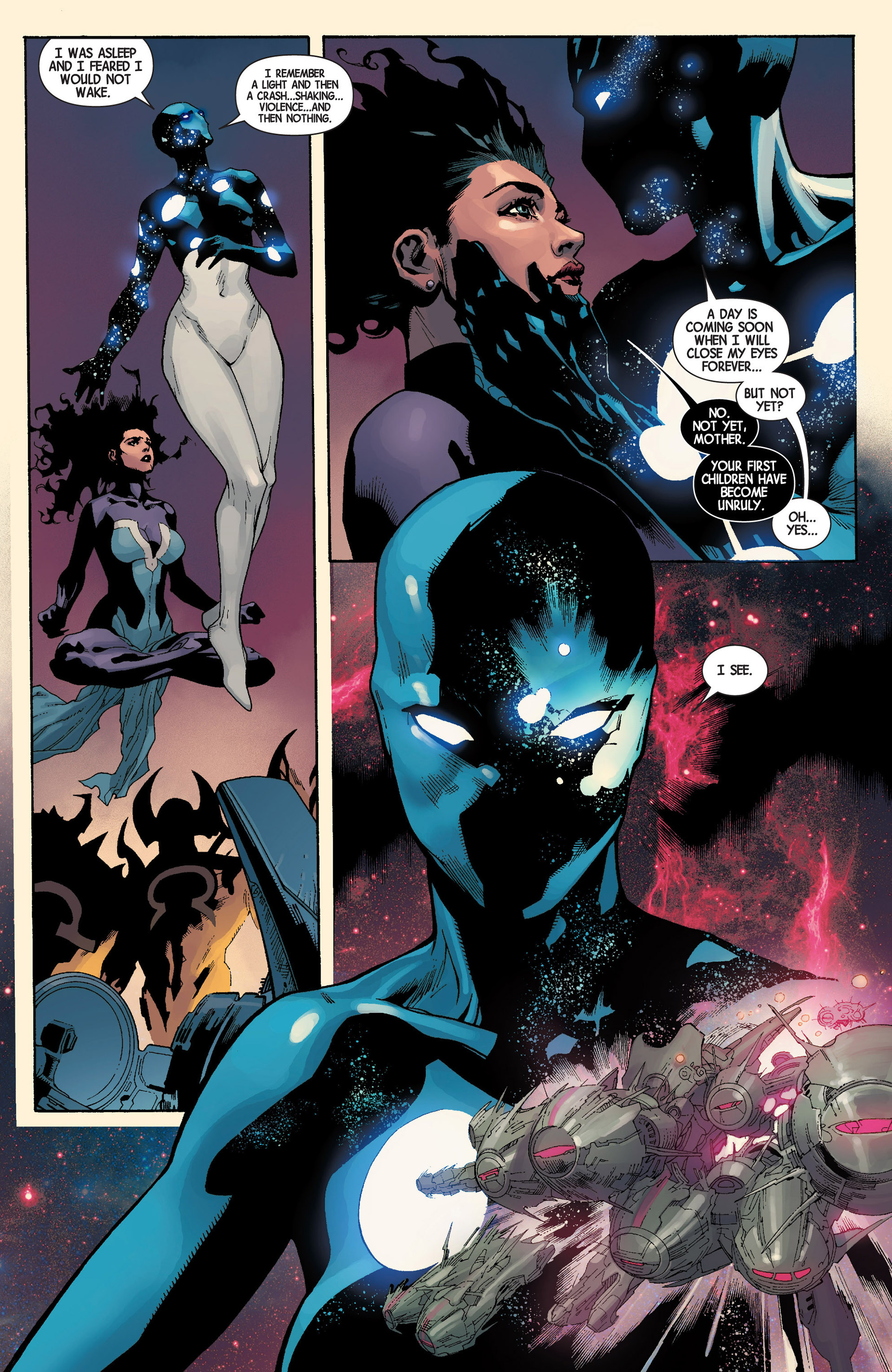 Read online Avengers (2013) comic -  Issue #21 - 23
