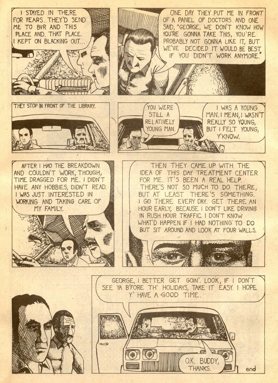American Splendor (1976) issue 7 - Page 50