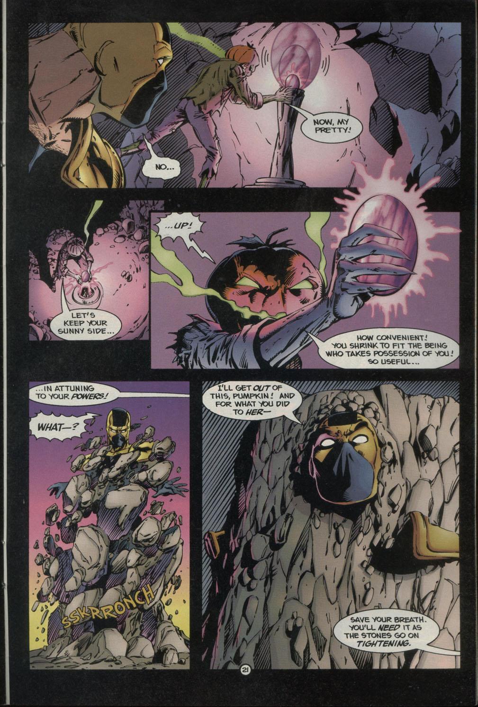 Read online Godwheel comic -  Issue #2 - 24