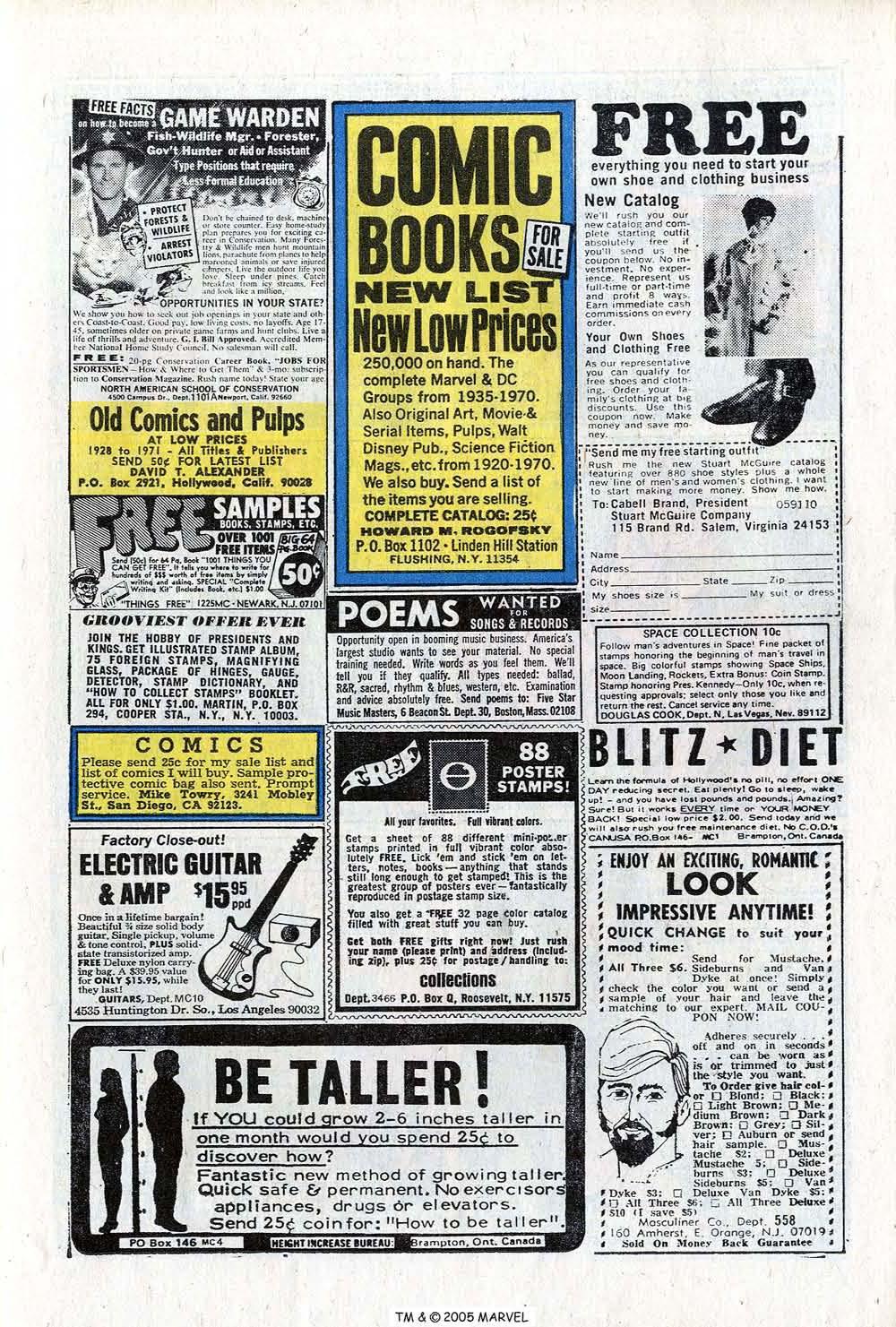 Read online Uncanny X-Men (1963) comic -  Issue #73 - 11
