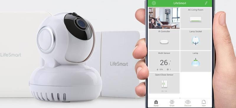 produk Smart Home Living dari LifeSmart