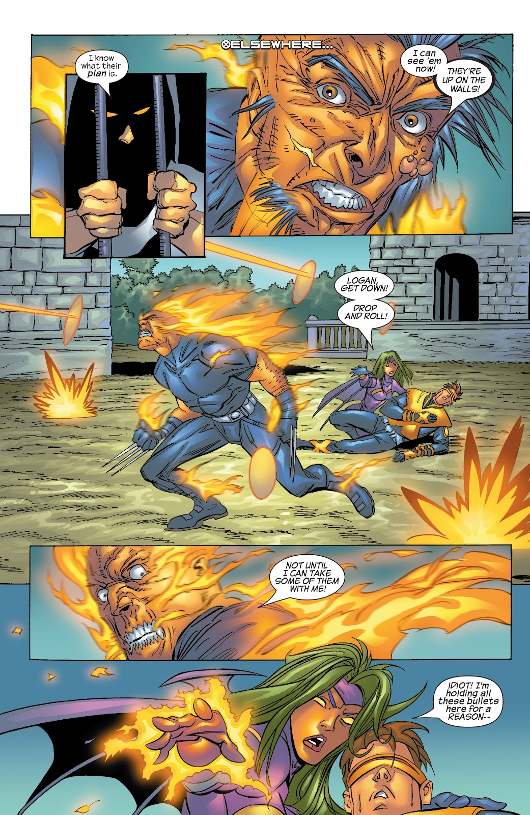 Read online X-Men: Unstoppable comic -  Issue # TPB (Part 4) - 107
