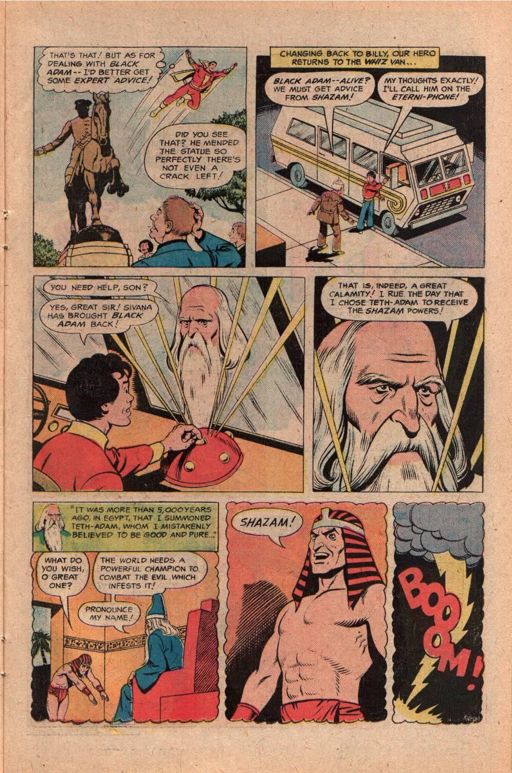 Read online Shazam! (1973) comic -  Issue #28 - 11