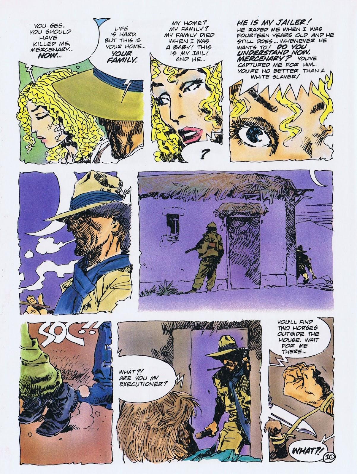 Read online Merchants of Death comic -  Issue #2 - 30