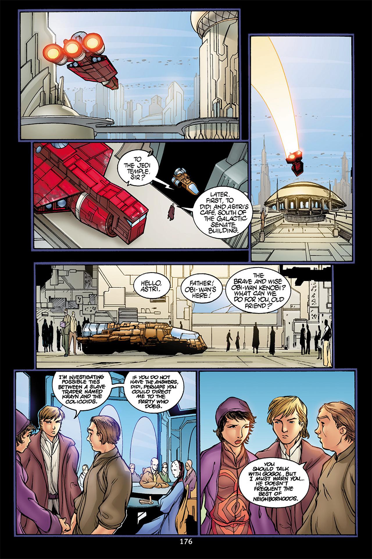 Read online Star Wars Omnibus comic -  Issue # Vol. 10 - 175