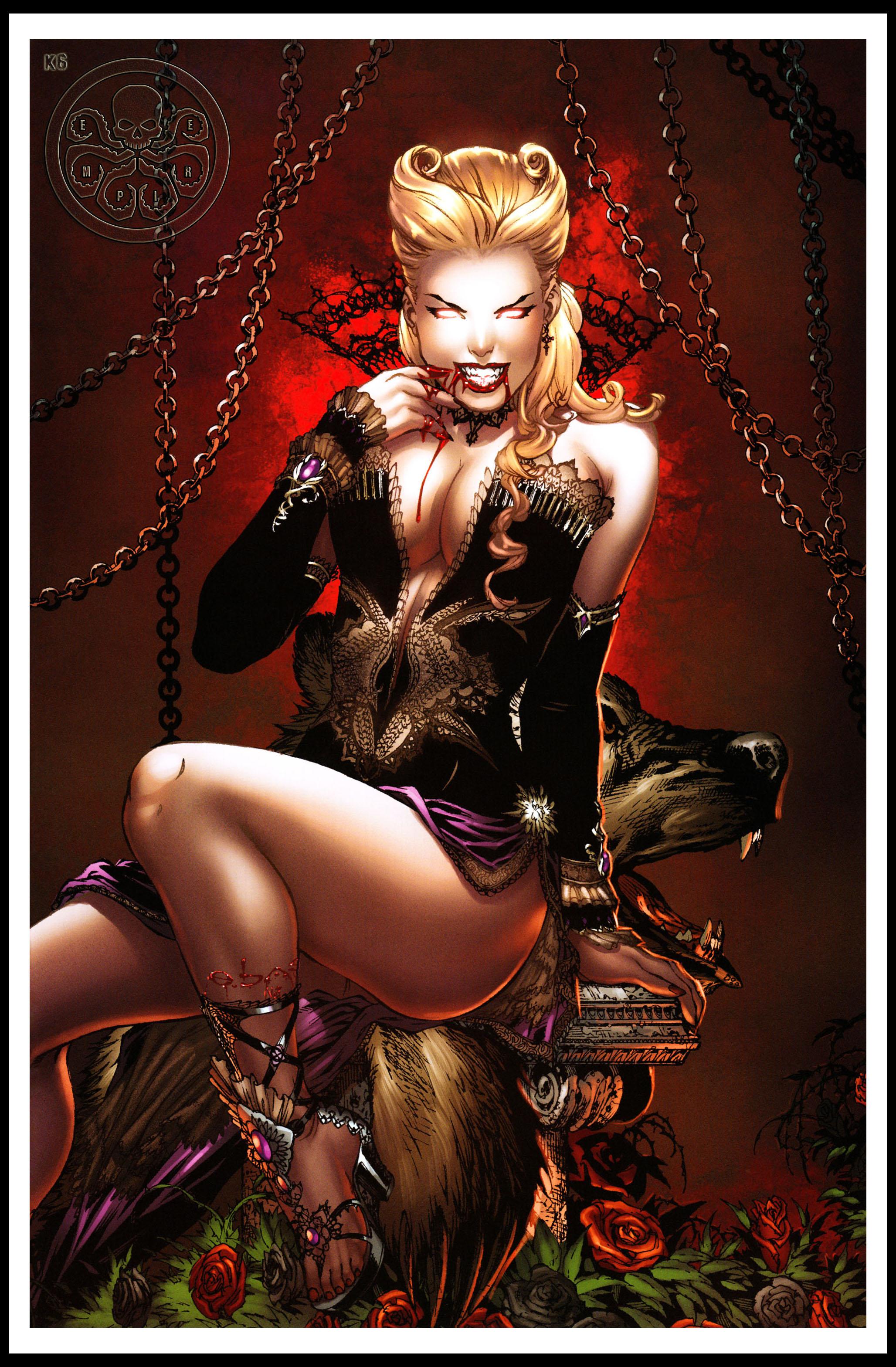 Read online SideChicks comic -  Issue #5 - 34