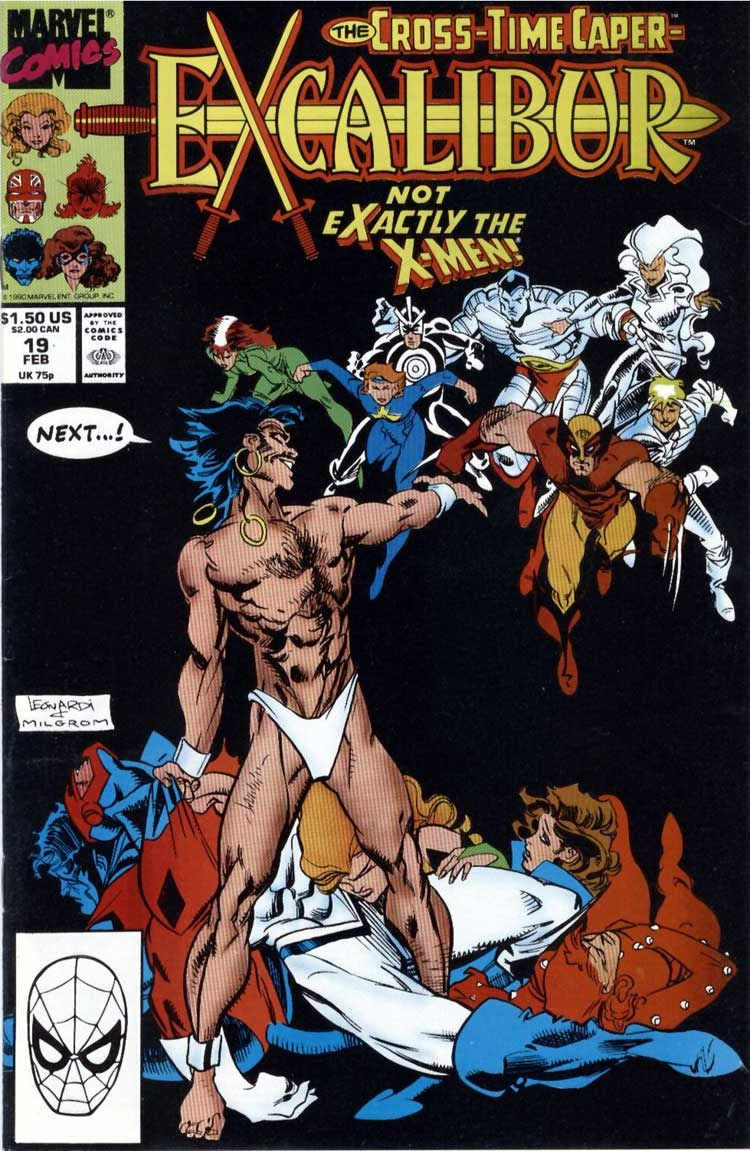 Excalibur (1988) issue 19 - Page 1