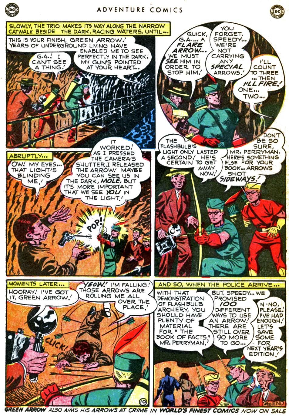 Read online Adventure Comics (1938) comic -  Issue #160 - 48